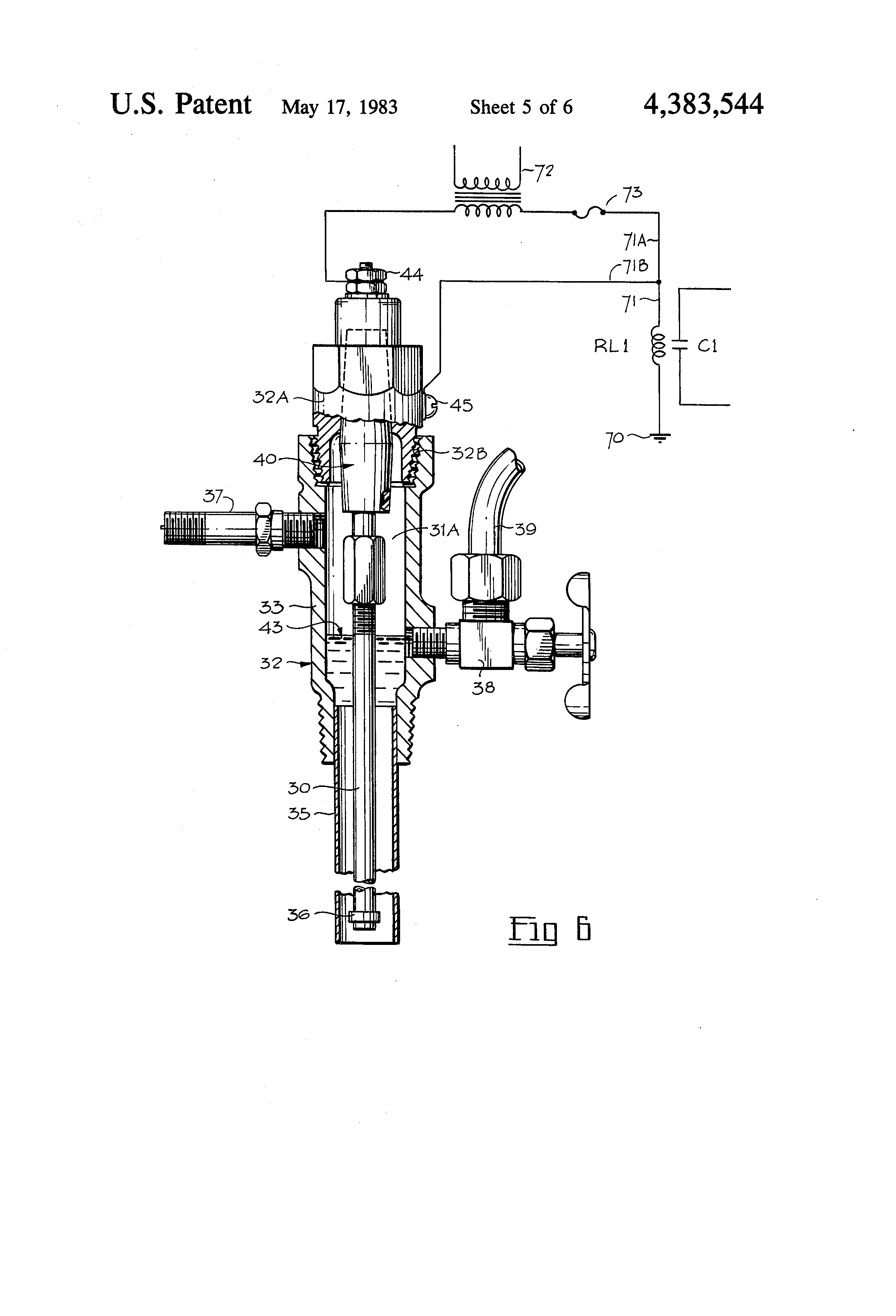 US4383544 5 patent us4383544 boiler low water level sensing device google  at n-0.co