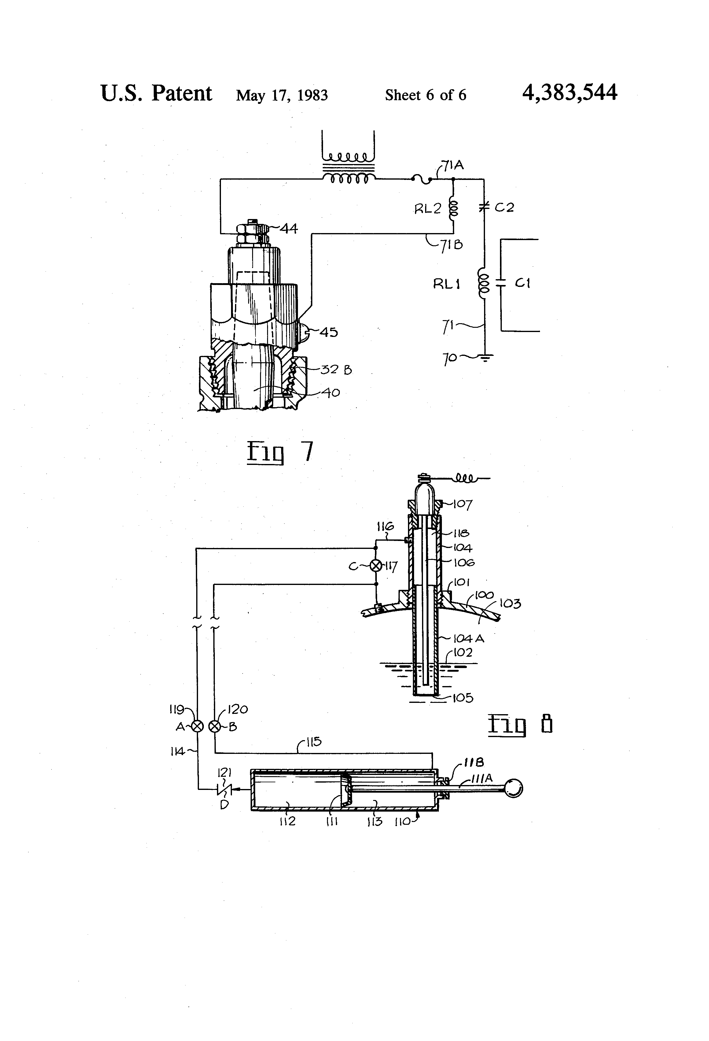 US4383544 6 patent us4383544 boiler low water level sensing device google  at n-0.co