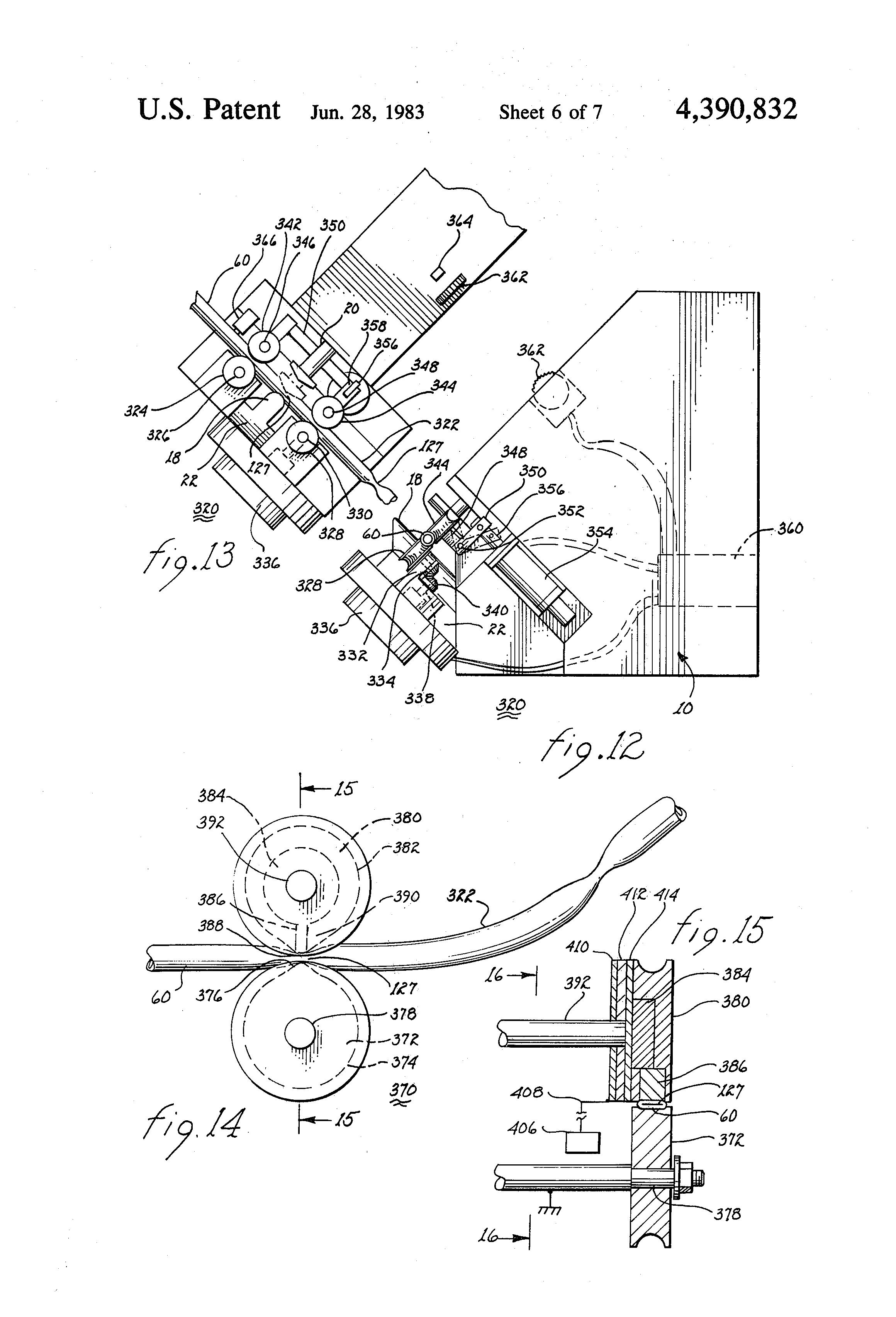 patent us4390832