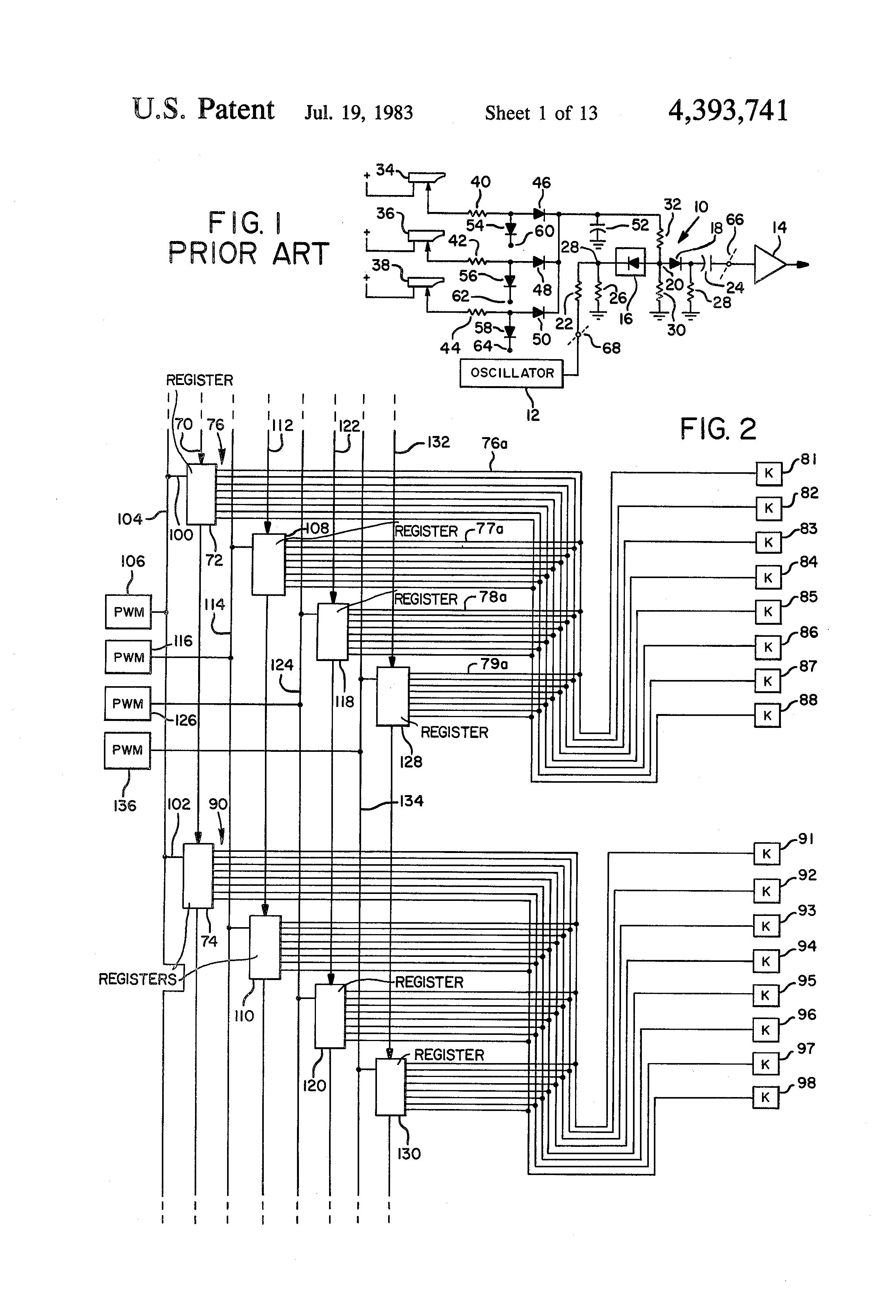 mini organ ne555 diagram mx tl