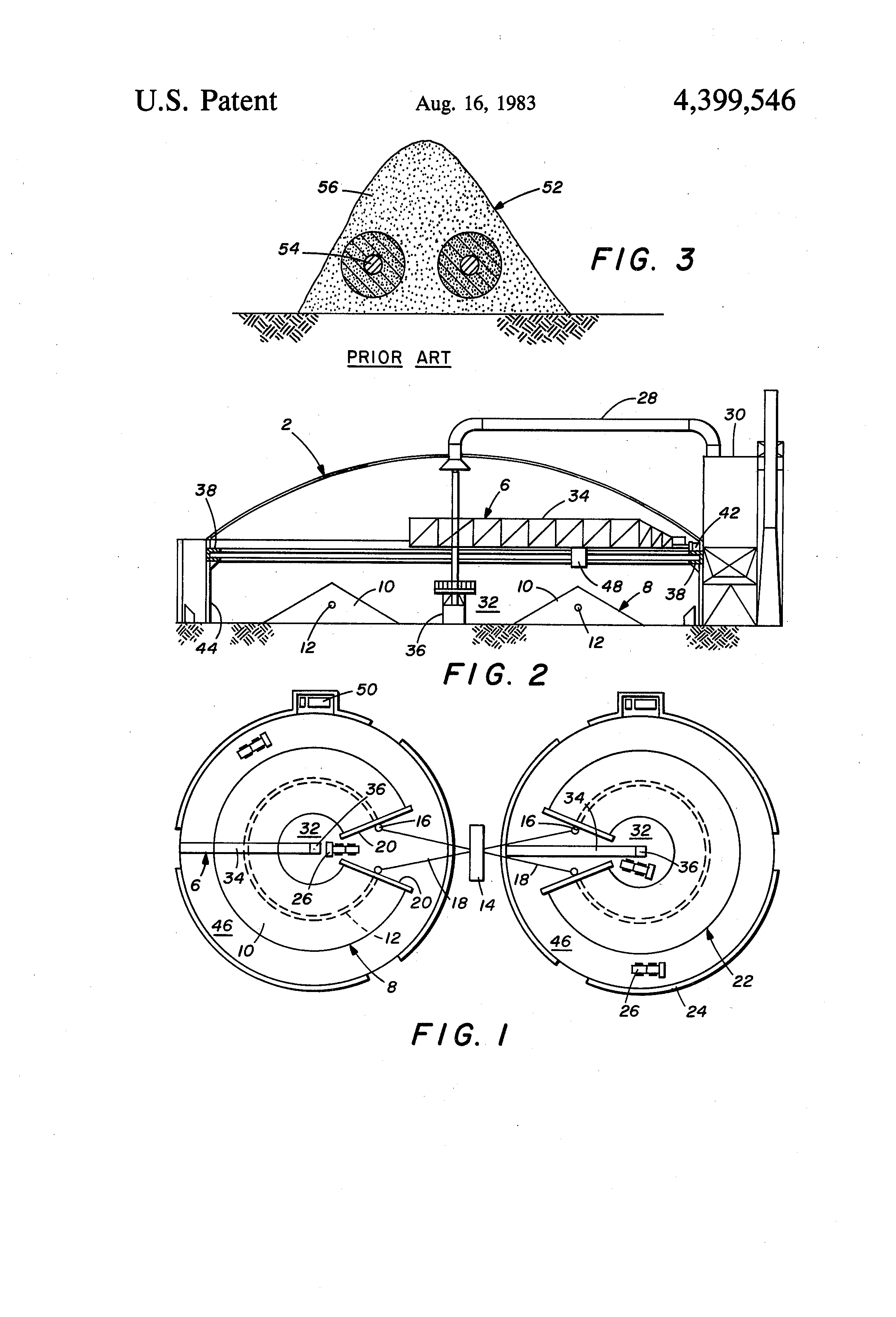 patent us4399546 - silicon carbide furnace