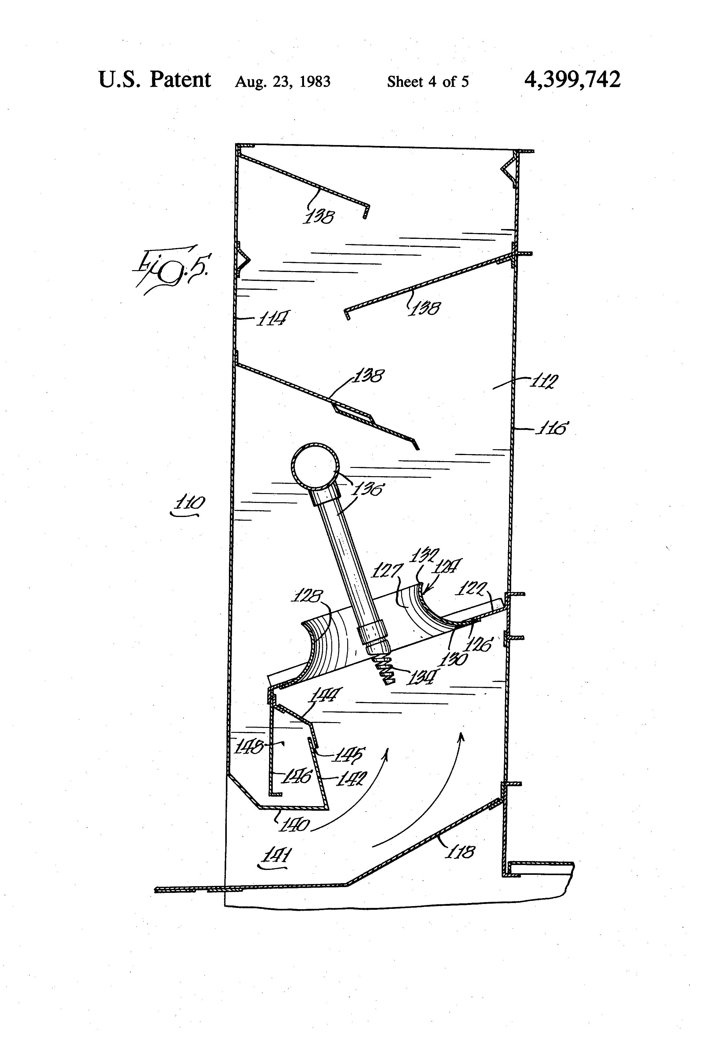patent us4399742
