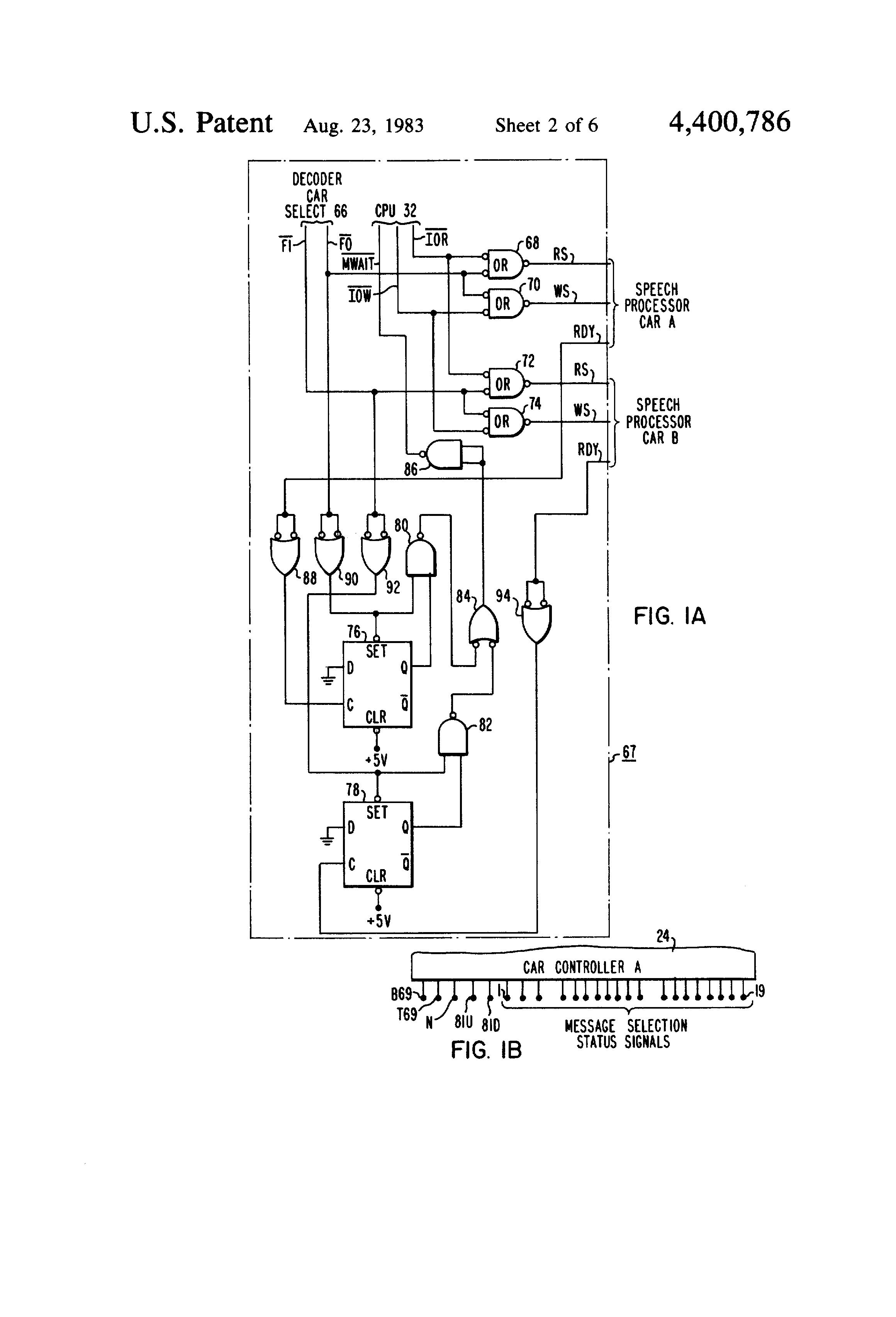 binary signal output elevator speeches