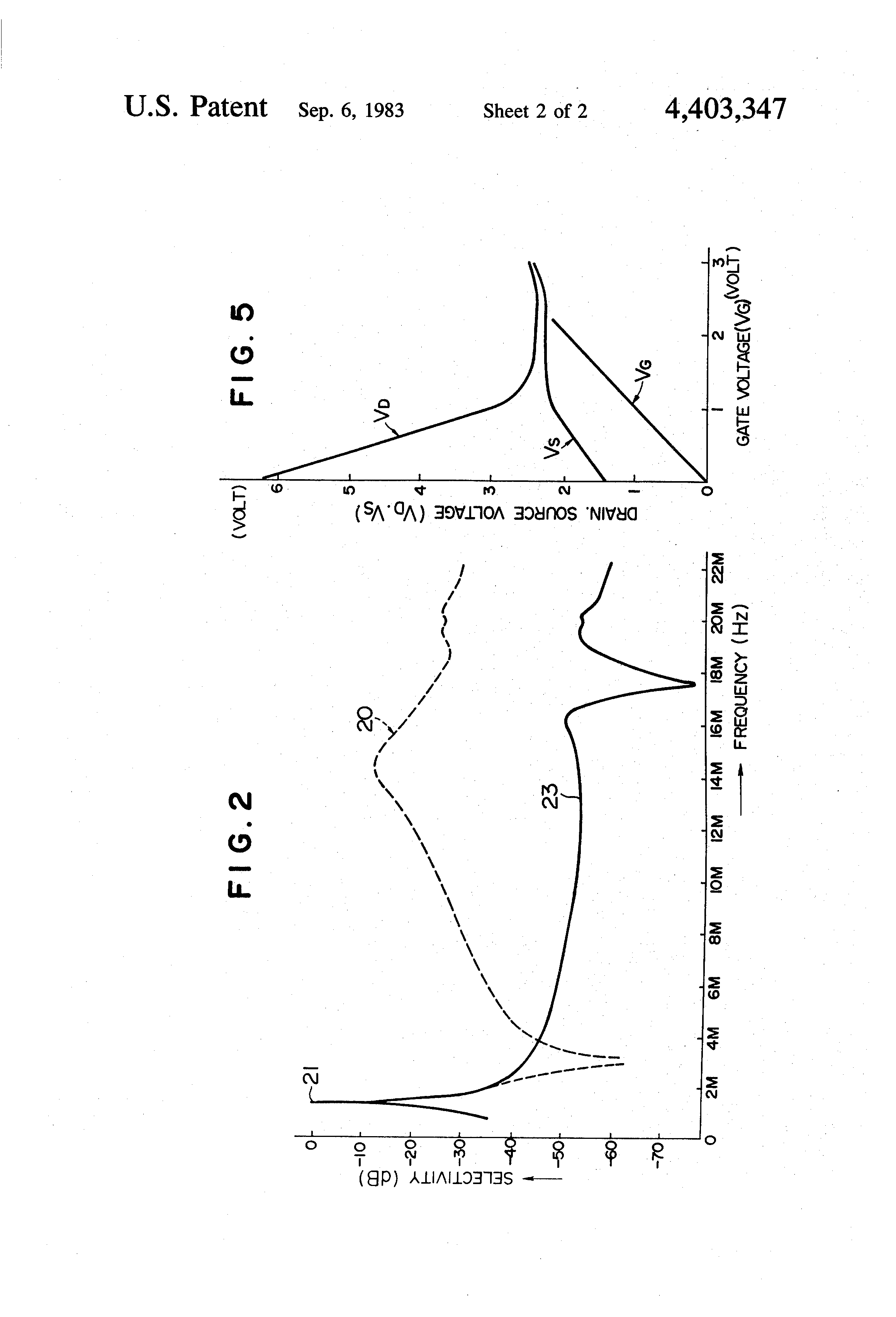 patent us4403347 - antenna tuning circuit for am radio receiver