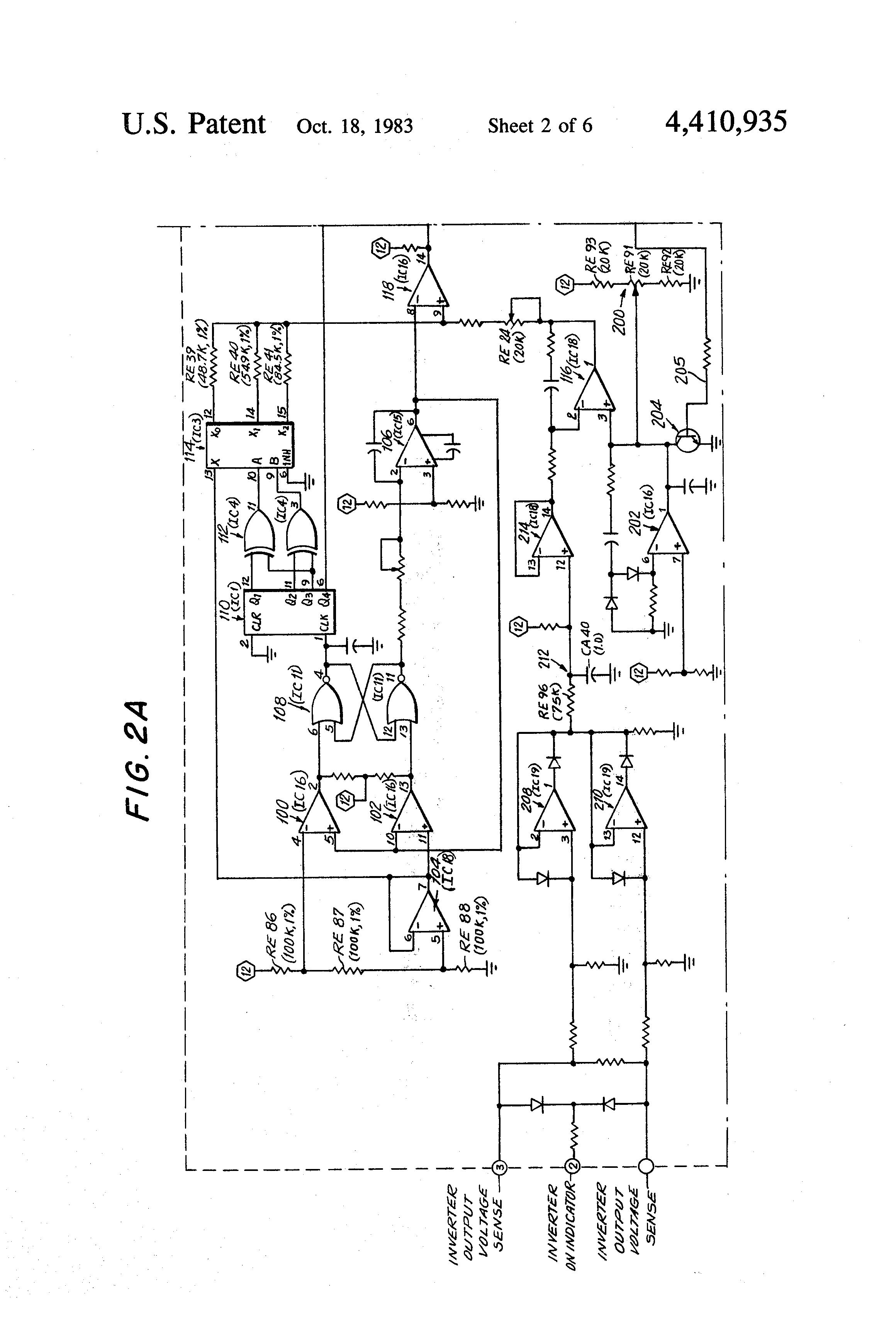 patent us4410935