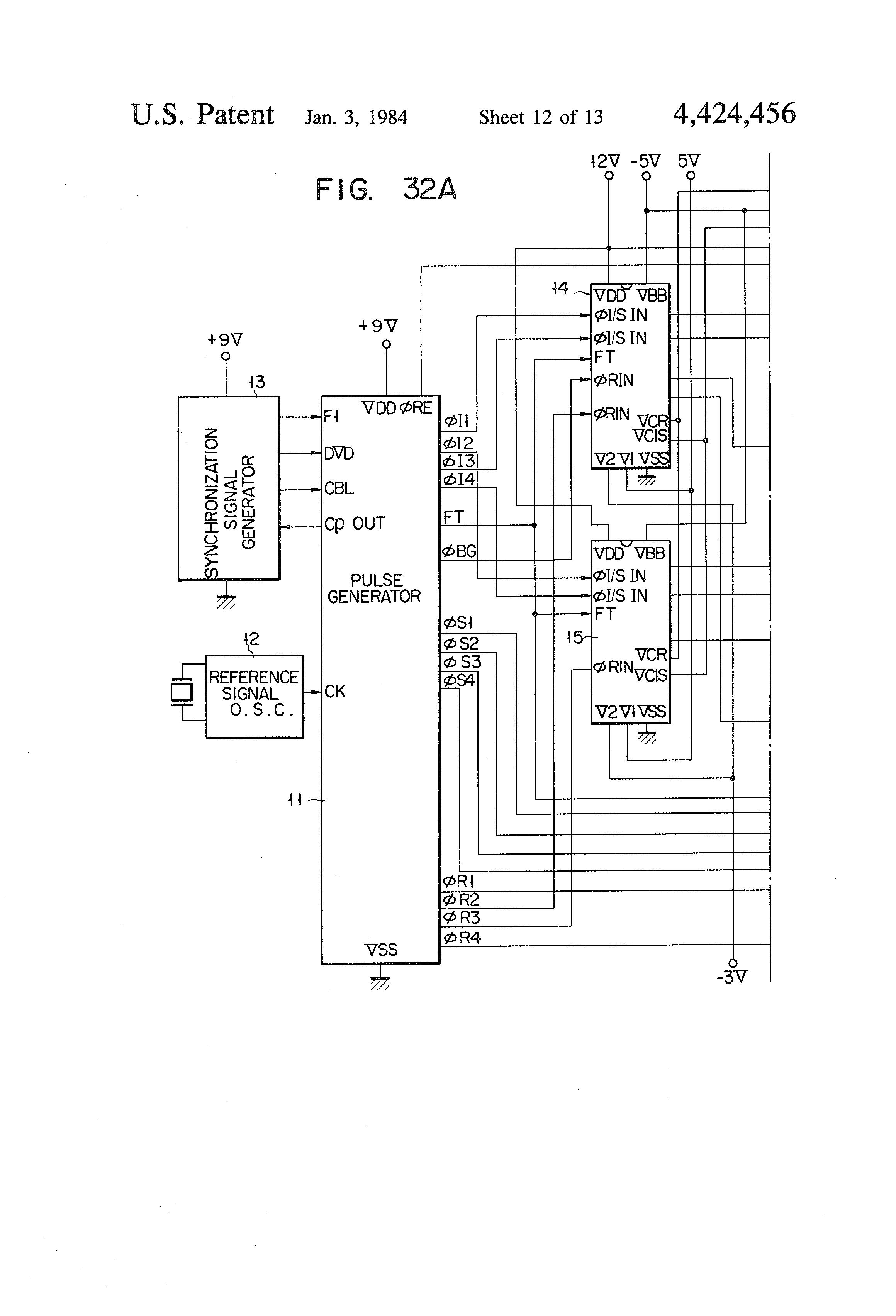 patent us4424456