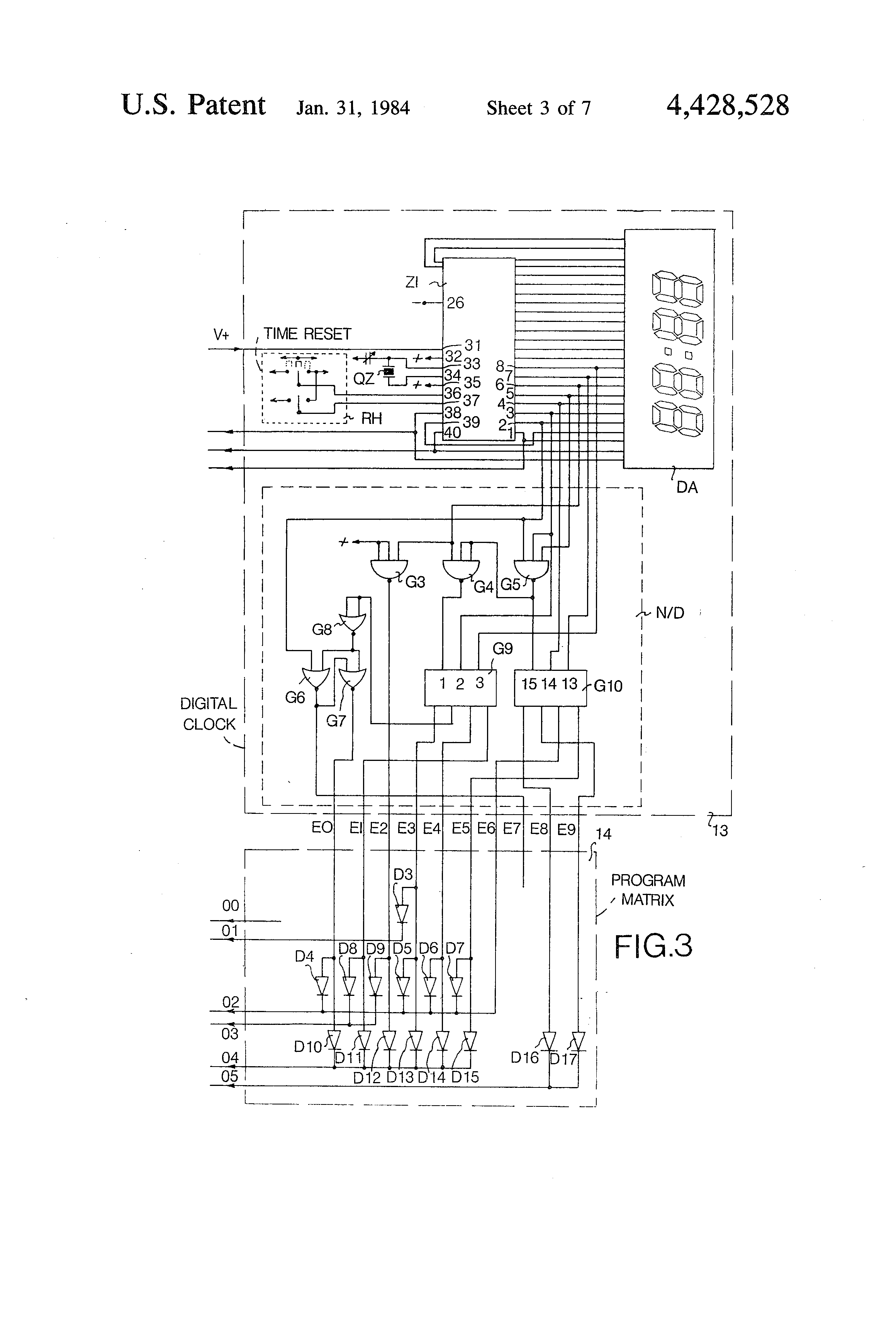 US4428528 3 patent us4428528 environmental thermostat assembly google patents eberle thermostat wiring diagram at soozxer.org