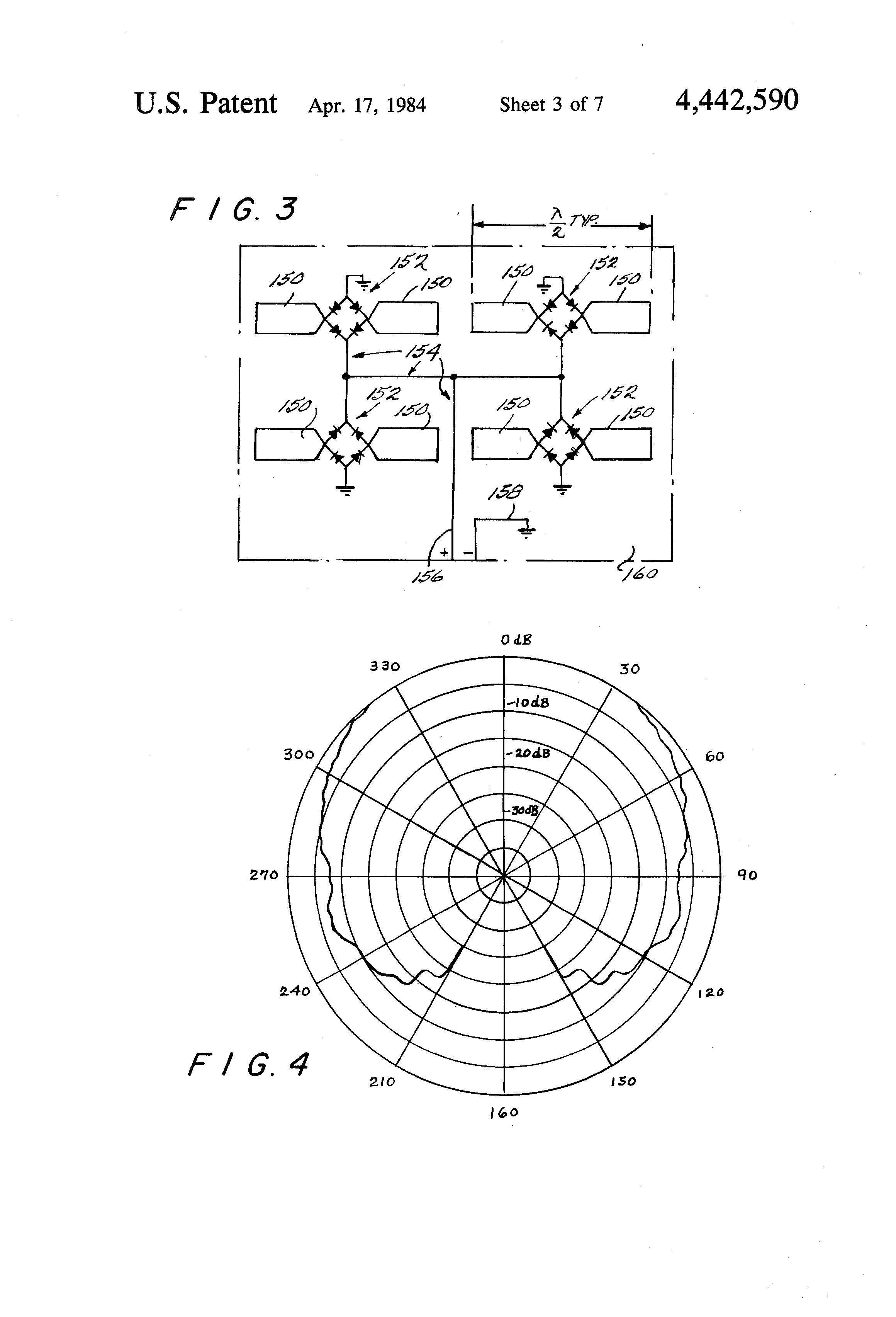 patent us4442590