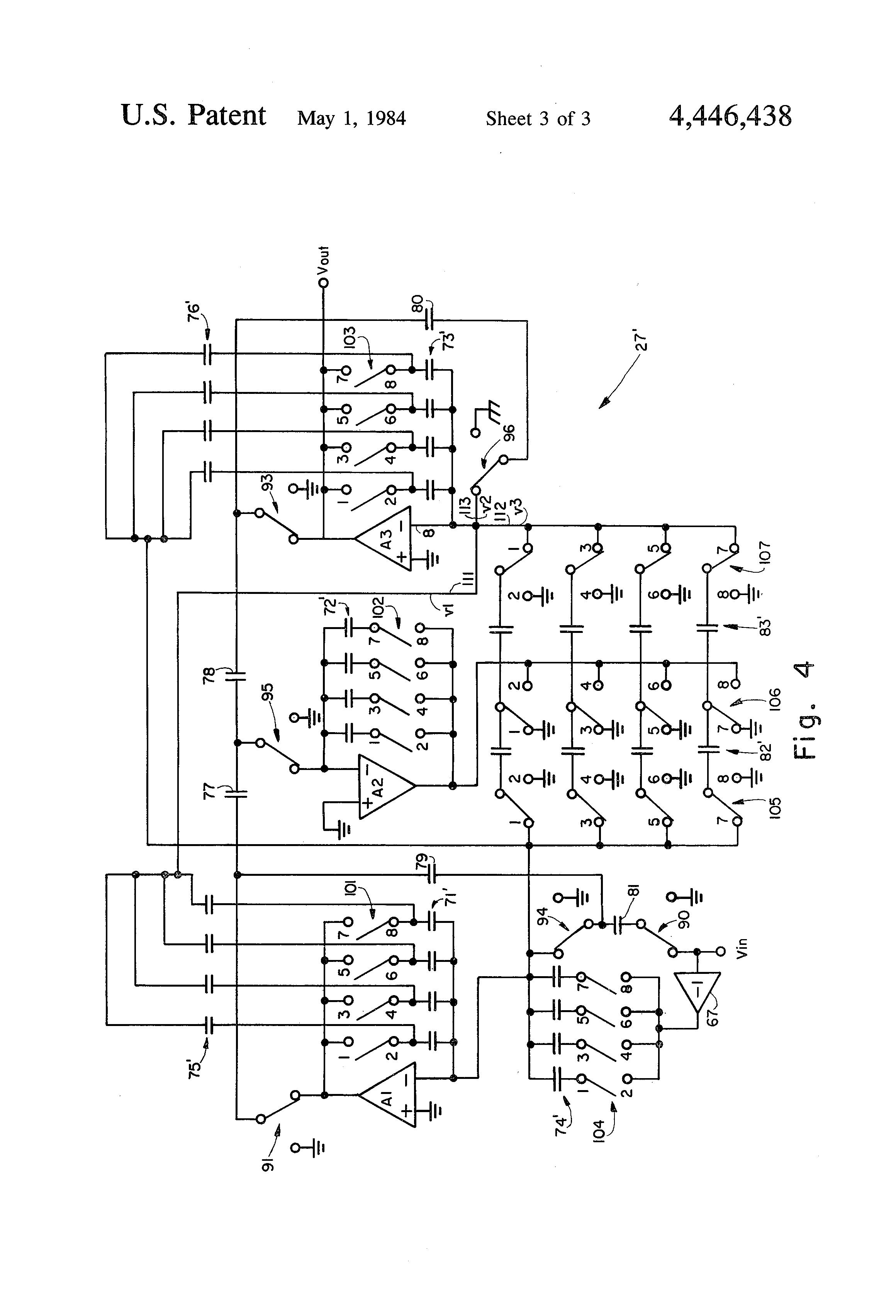 patent us4446438