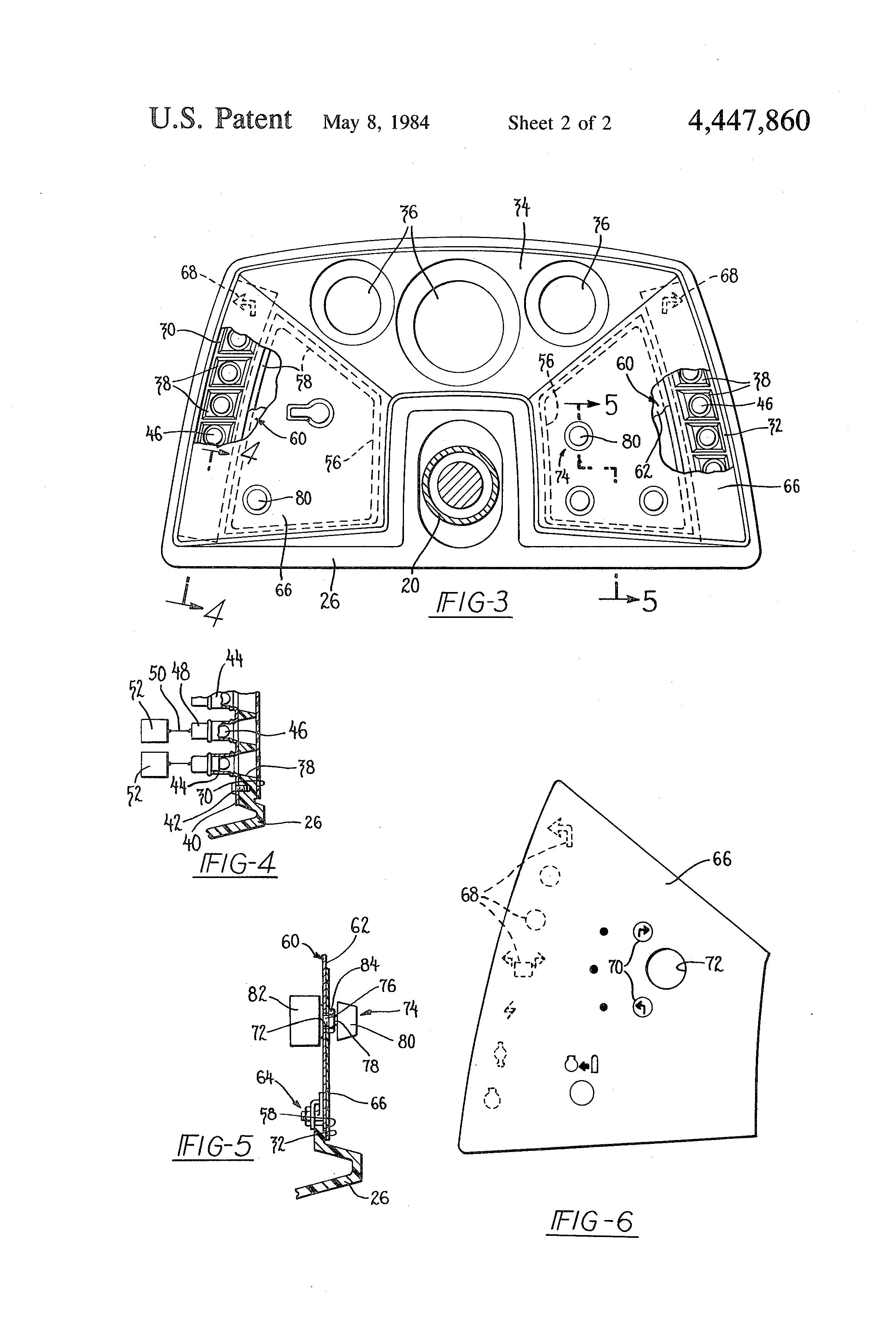 kubota tractor warning light symbols