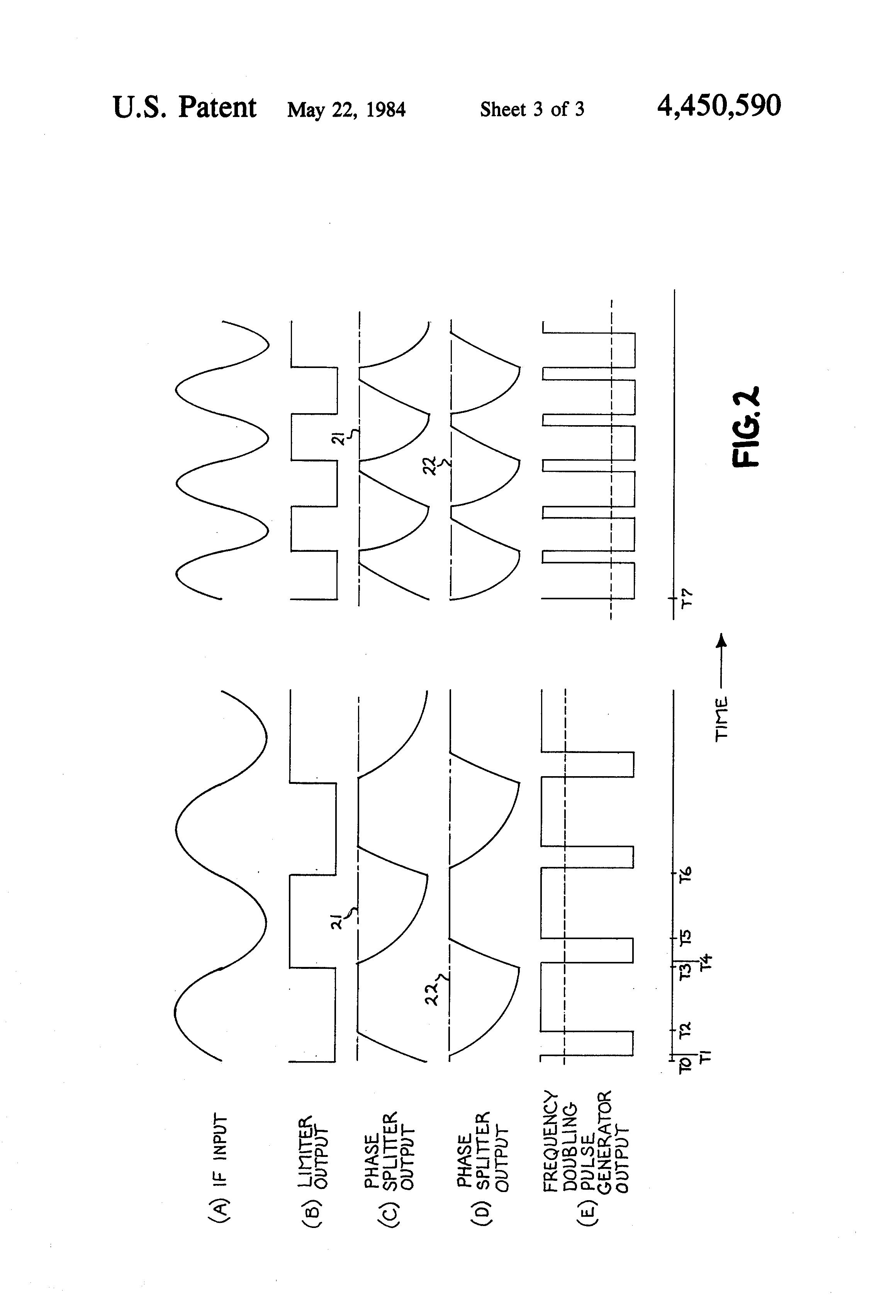 patent us4450590