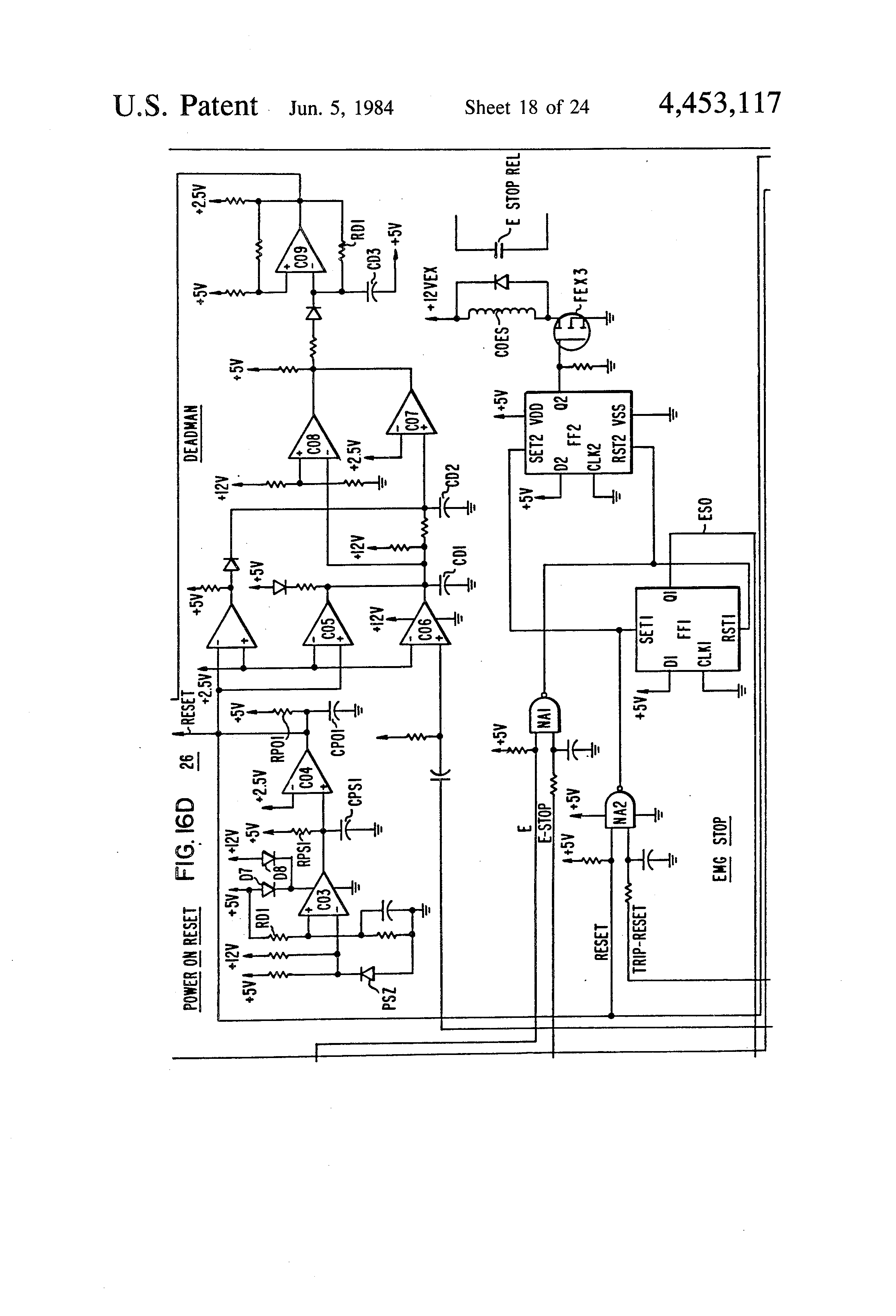 emg wiring diagram pa2