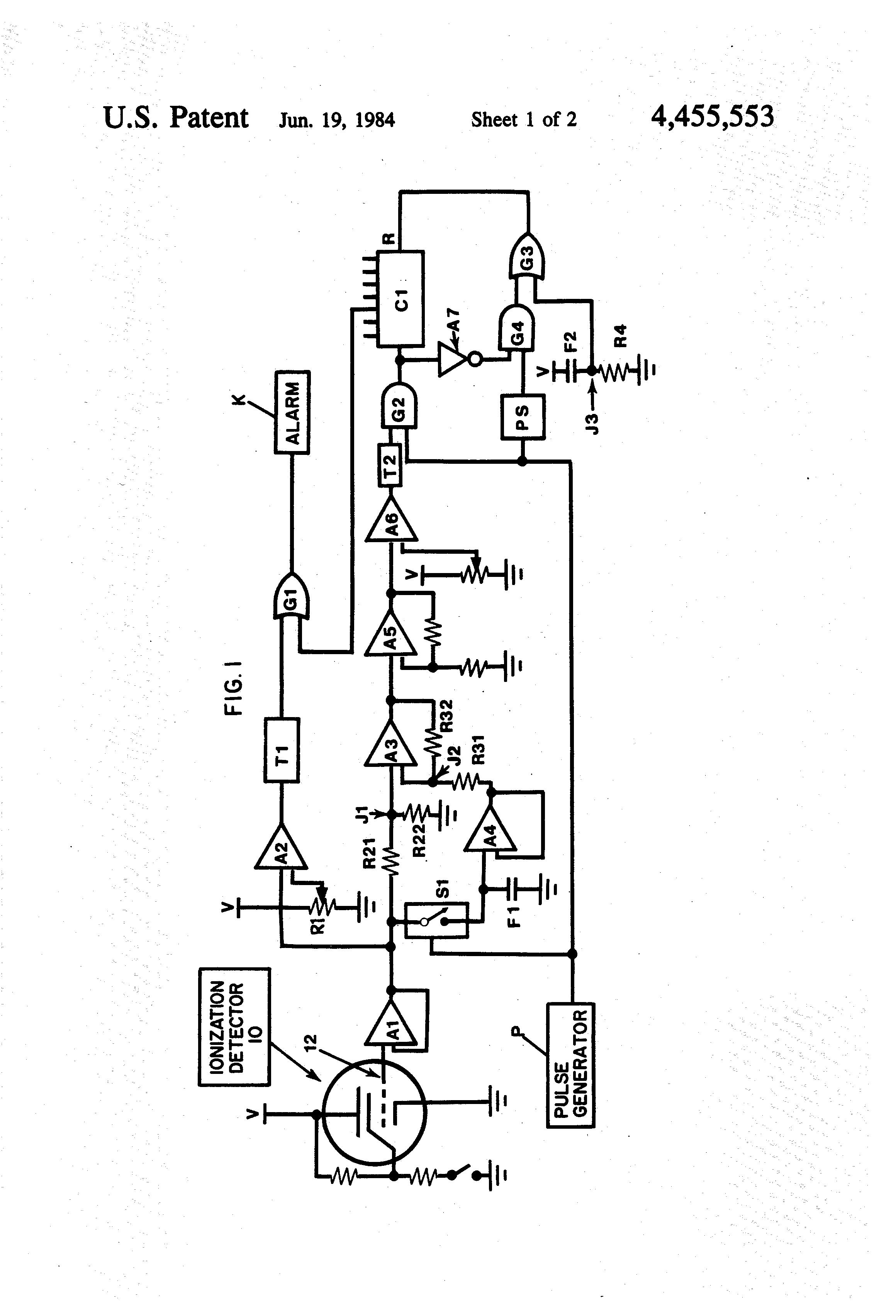 patent us4455553