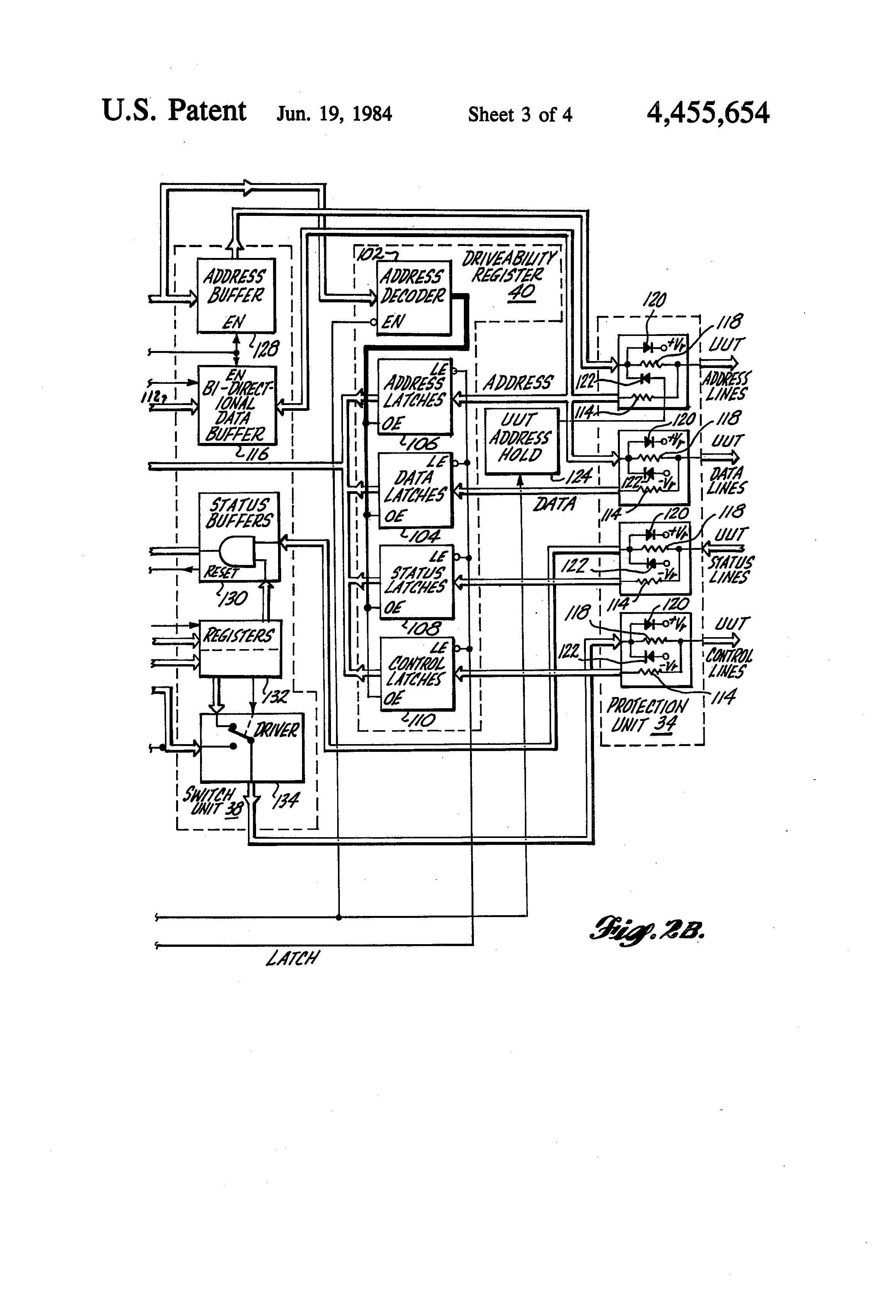 patent us4455654