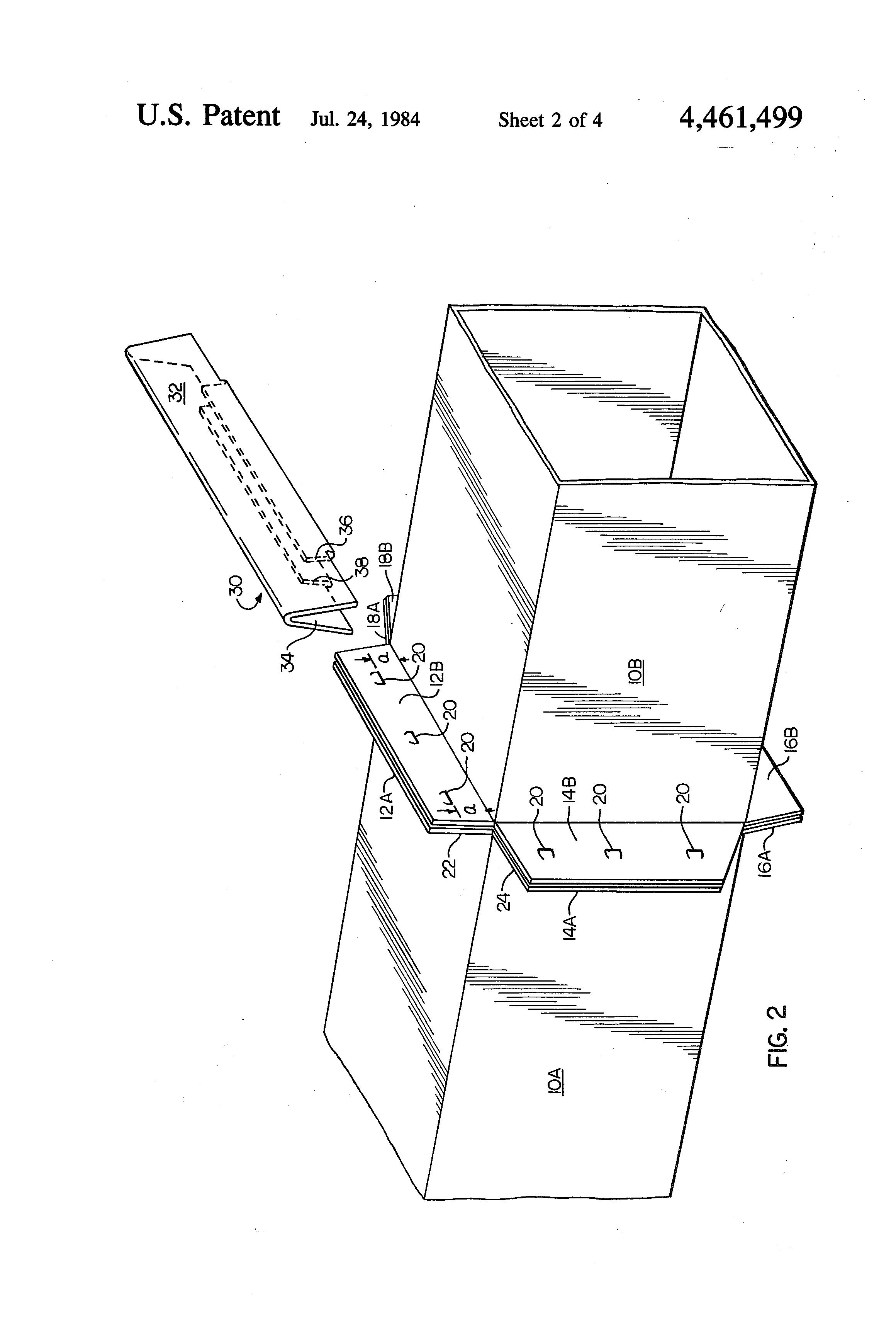 patent us4461499