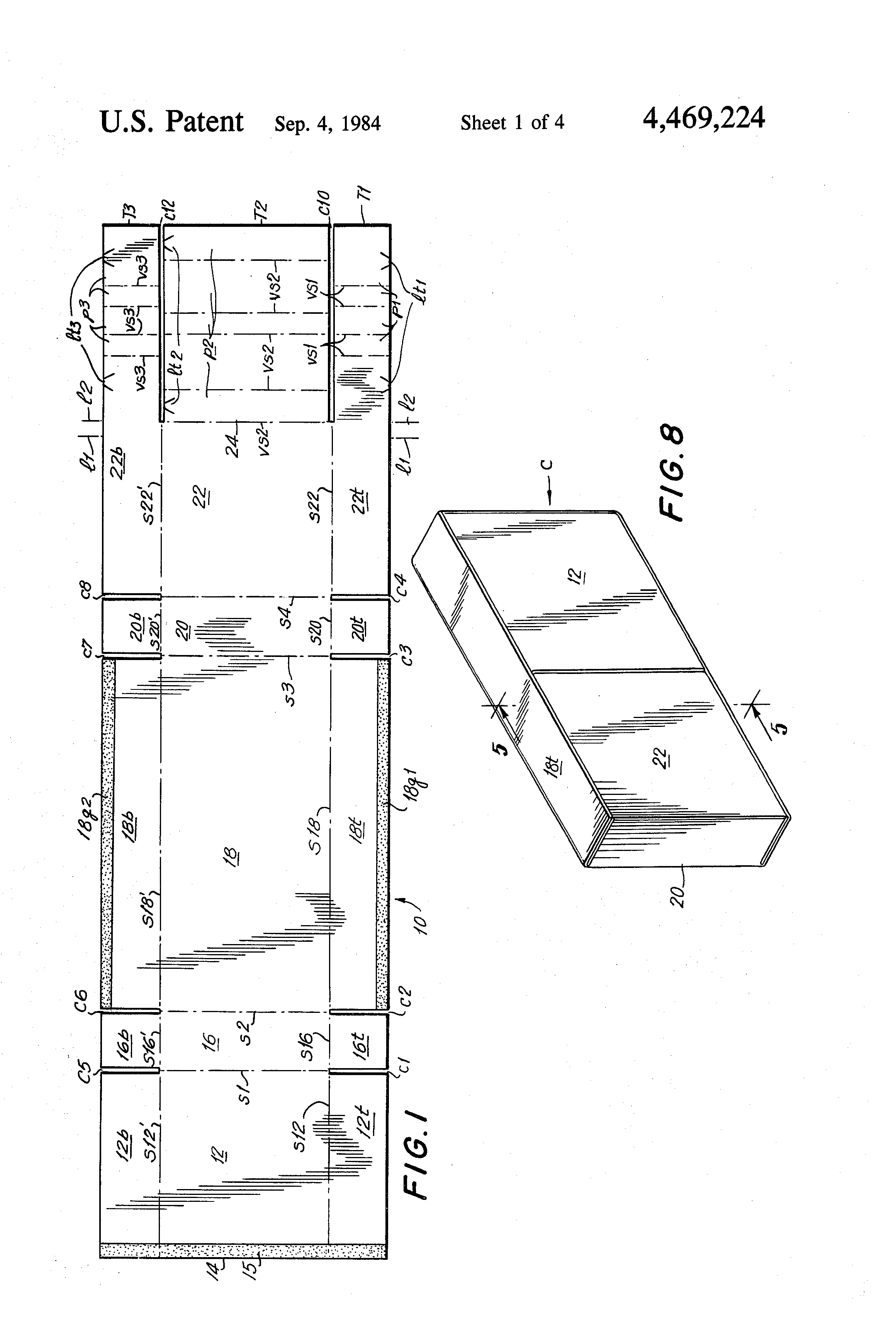 US4469224 1 patent us4469224 carton blank and carton for a bicycle google