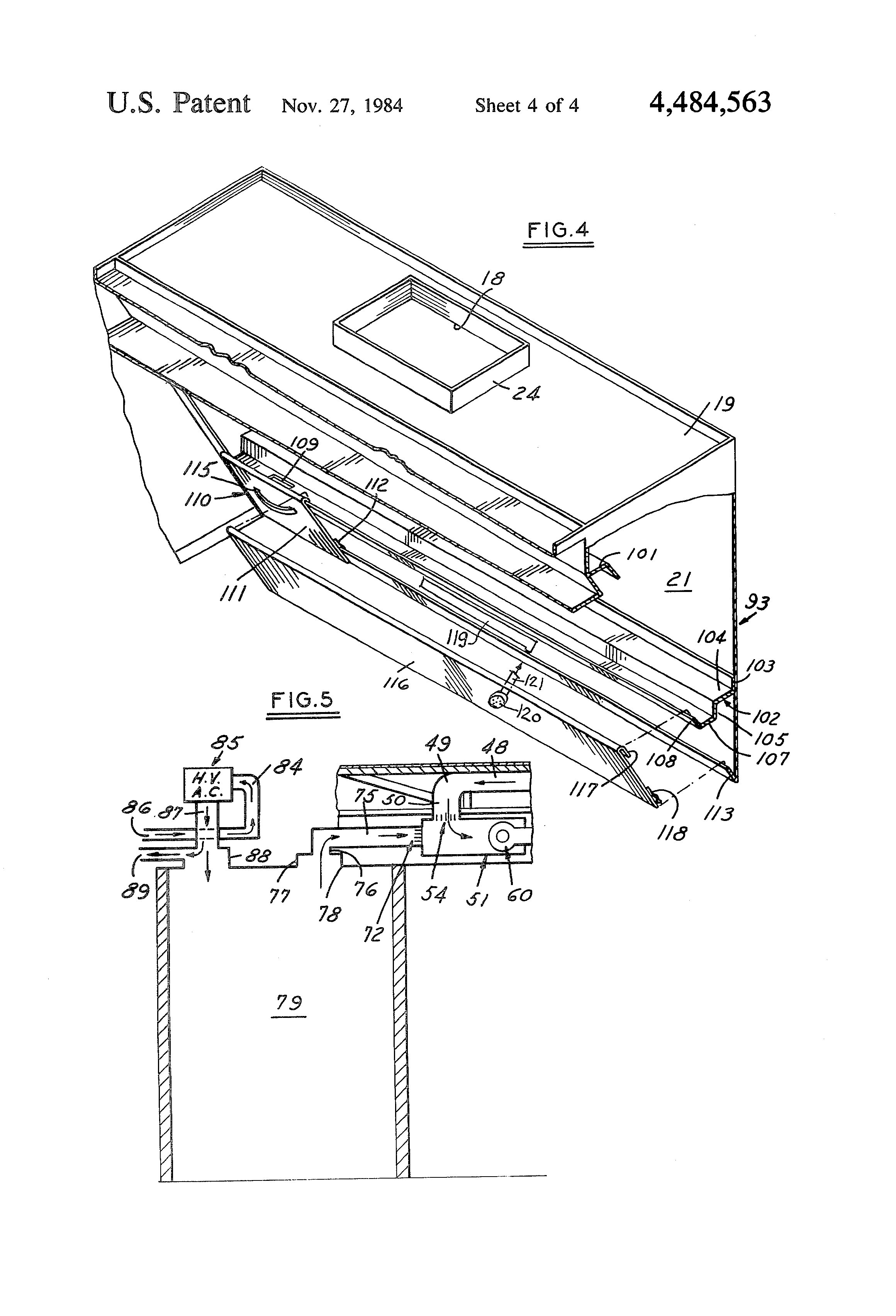 patent us air ventilation and pollution cleaning system patent drawing