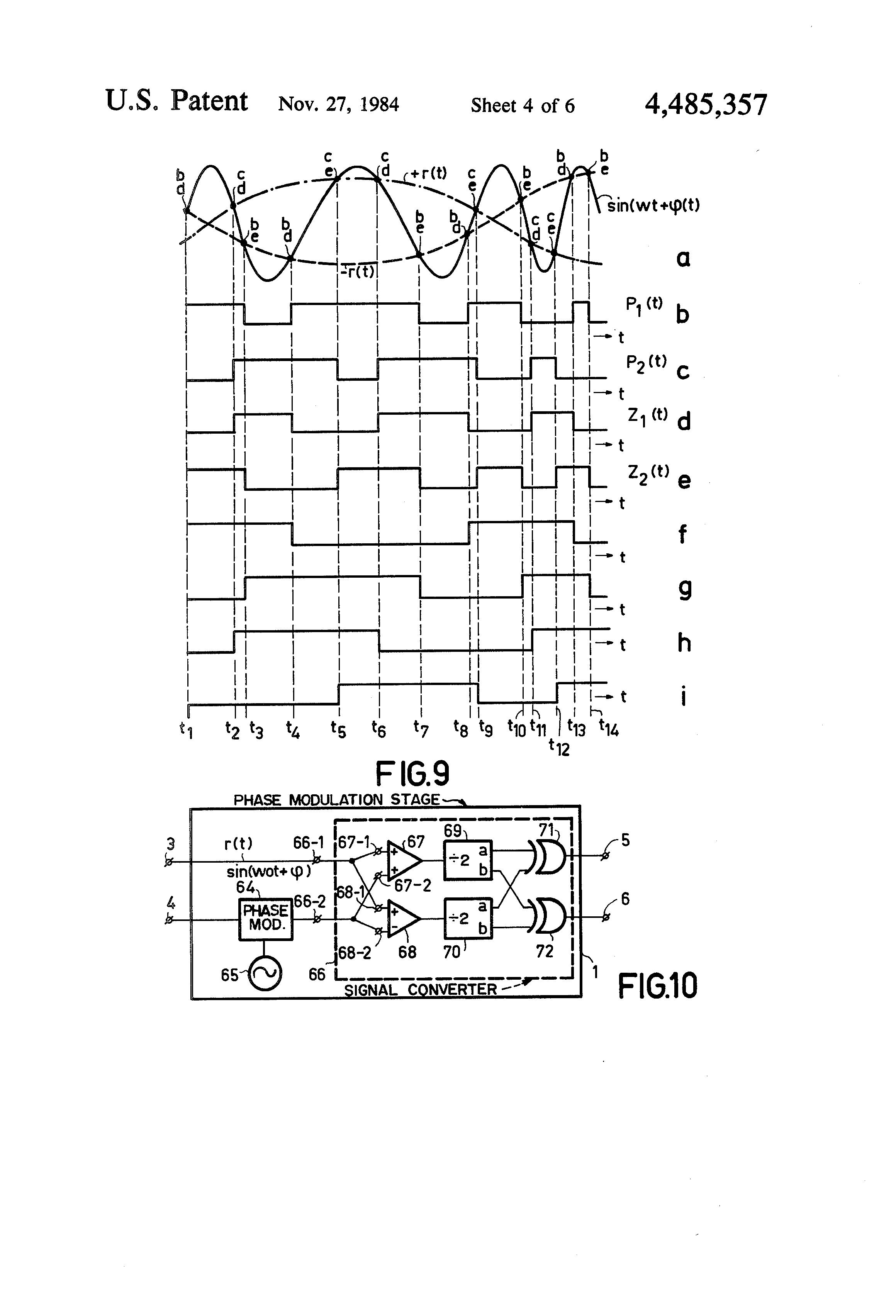 patent us4485357