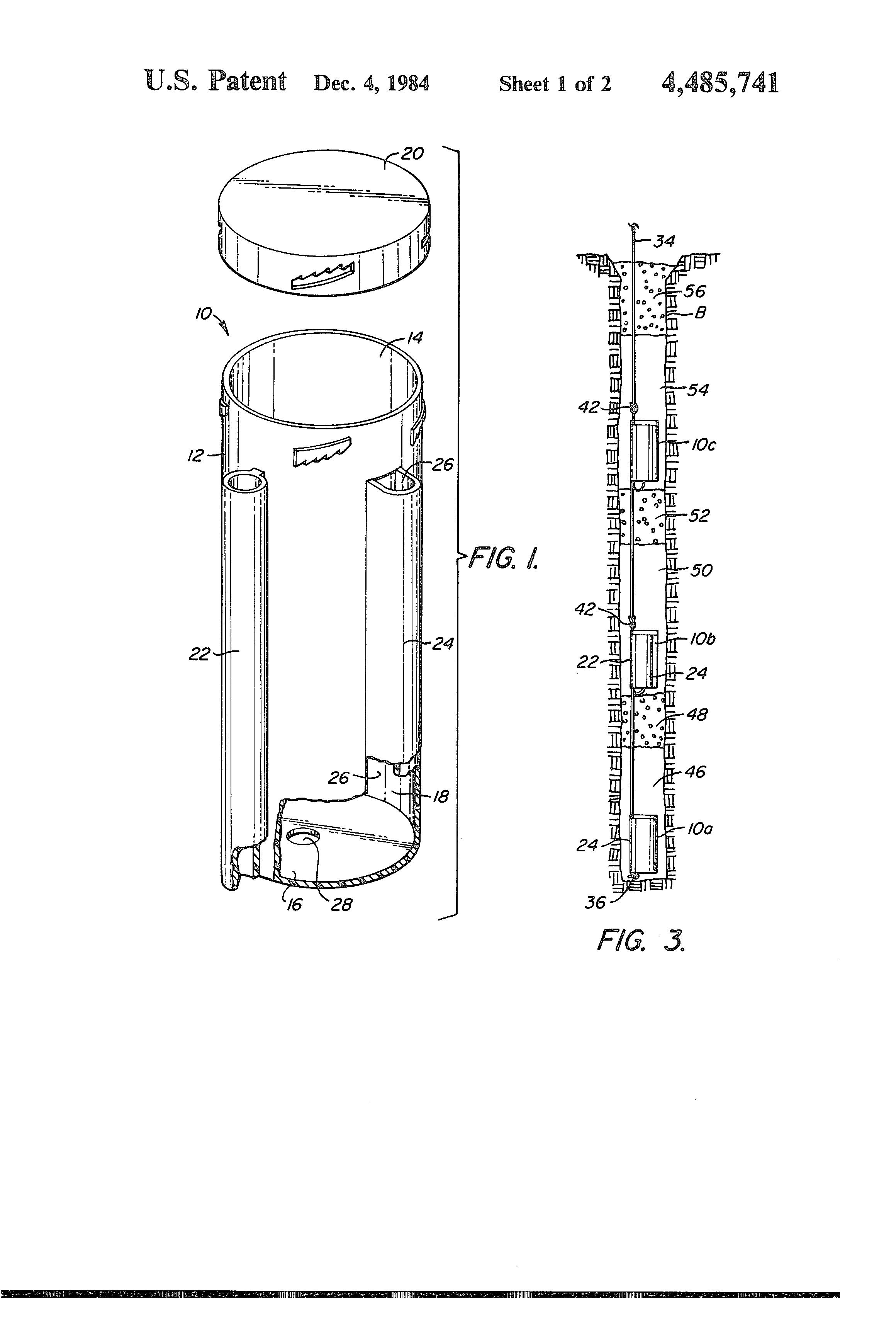 patente us4485741