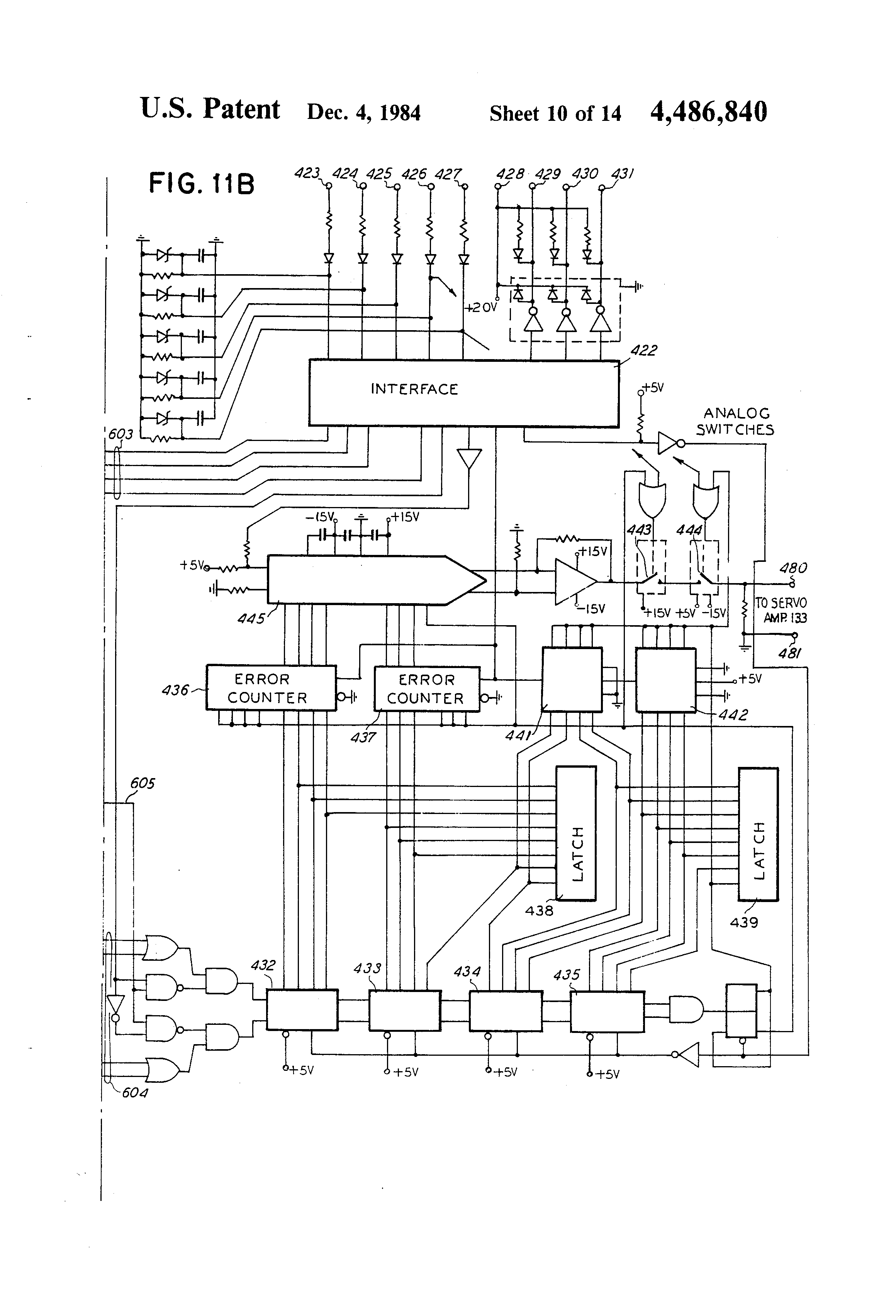 patent us4486840 computer numeric control for metal forming patent drawing