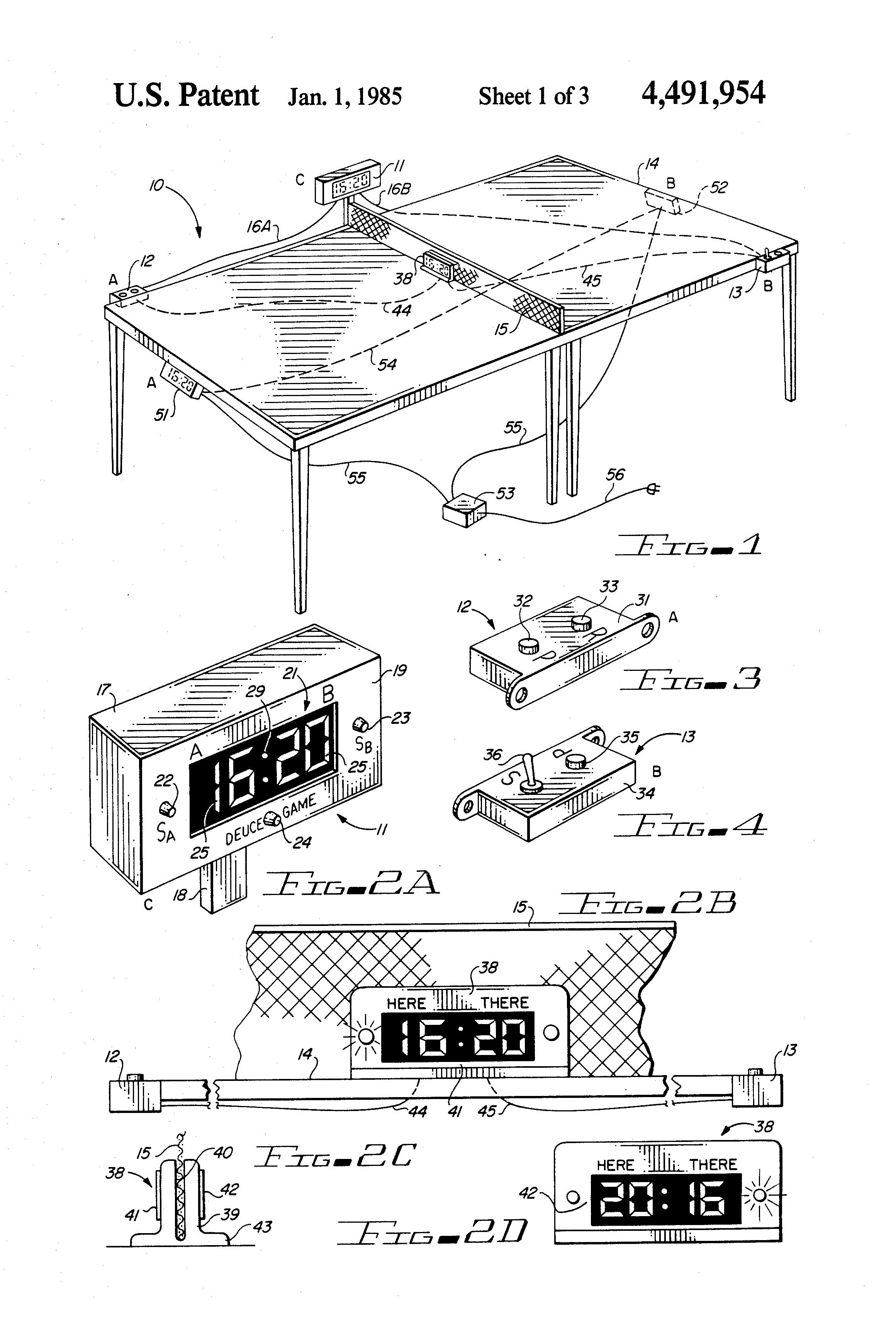 patent us4491954