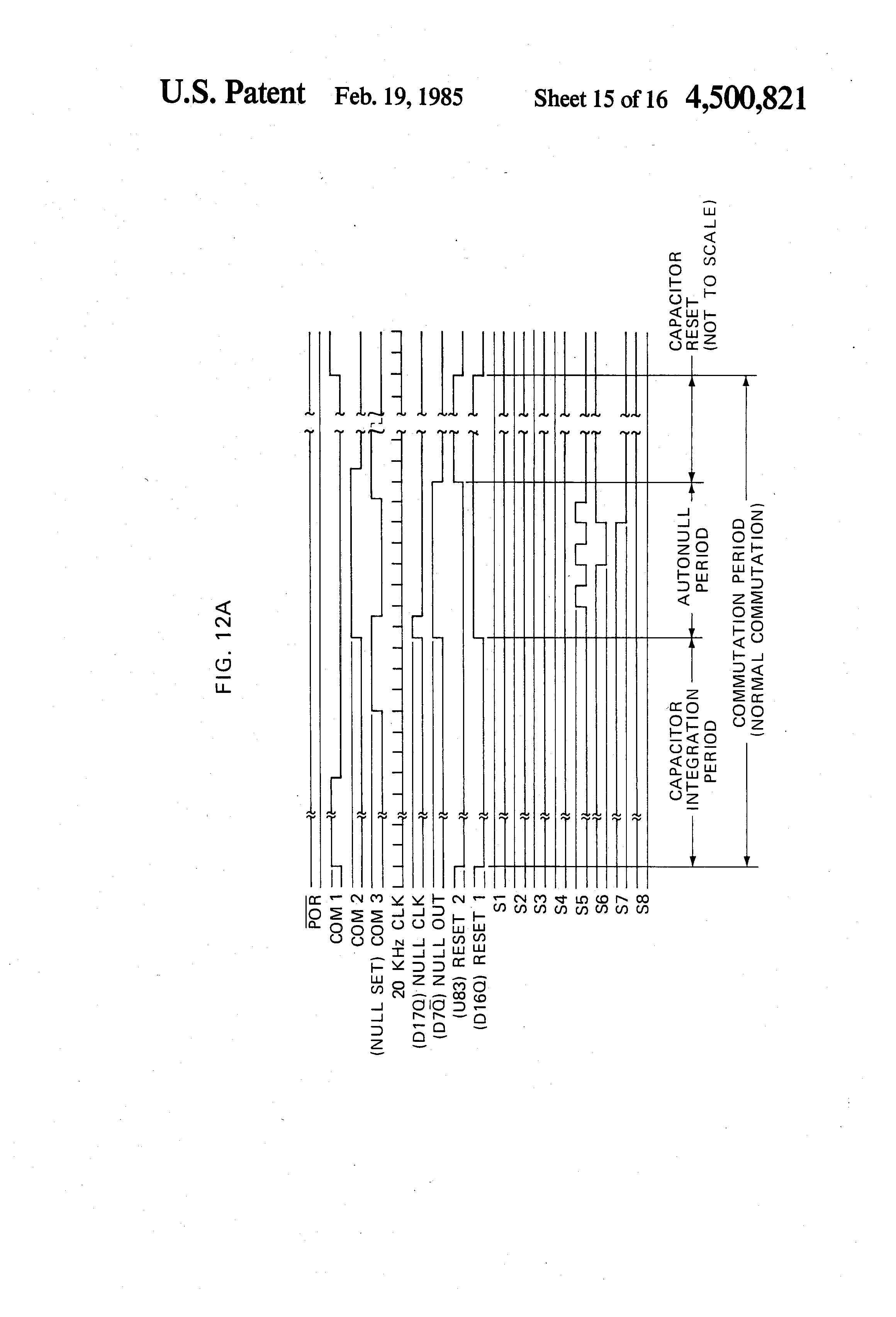 Brevetto us4500821 speed or torque control circuit for for Electronically commutated motor ecm