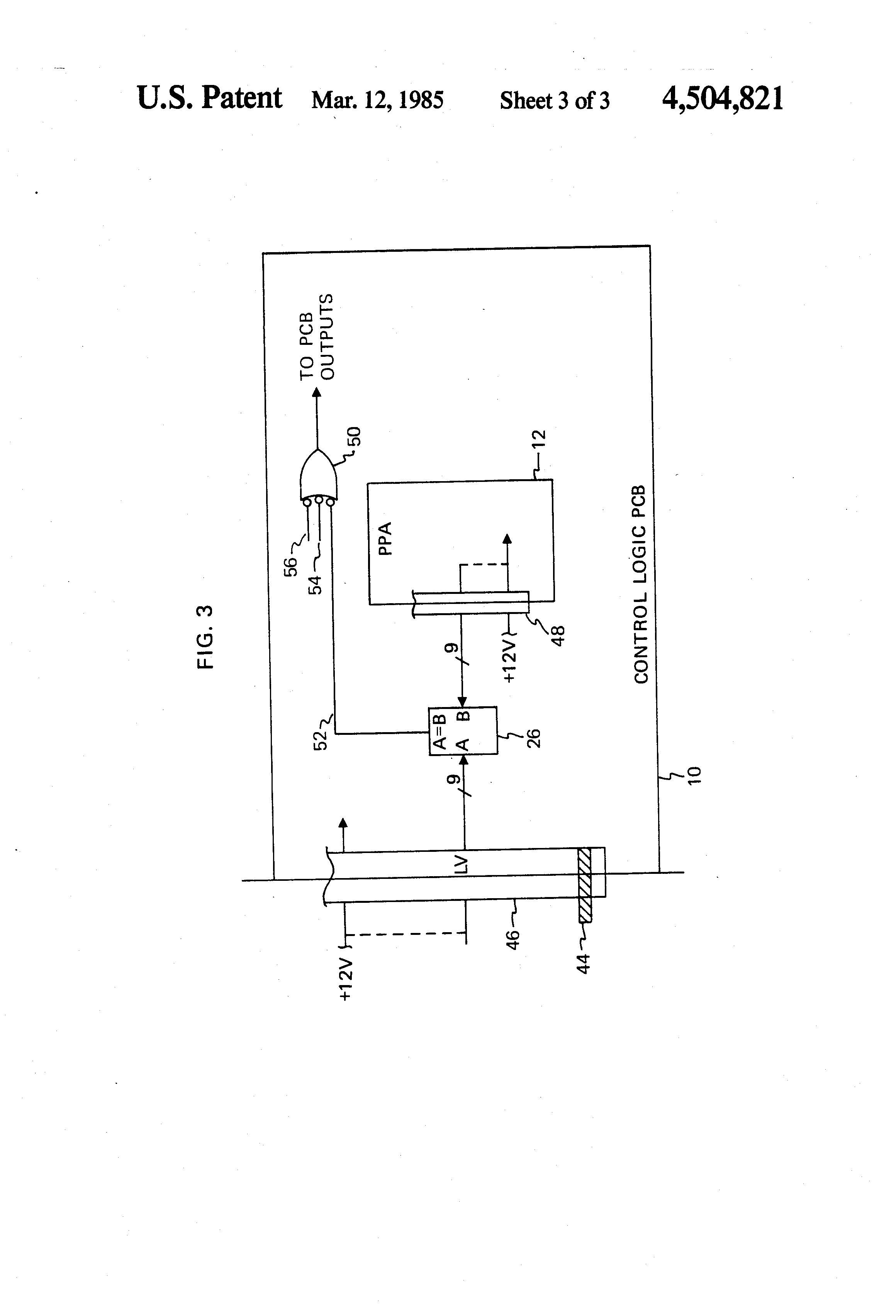 patent us4504821
