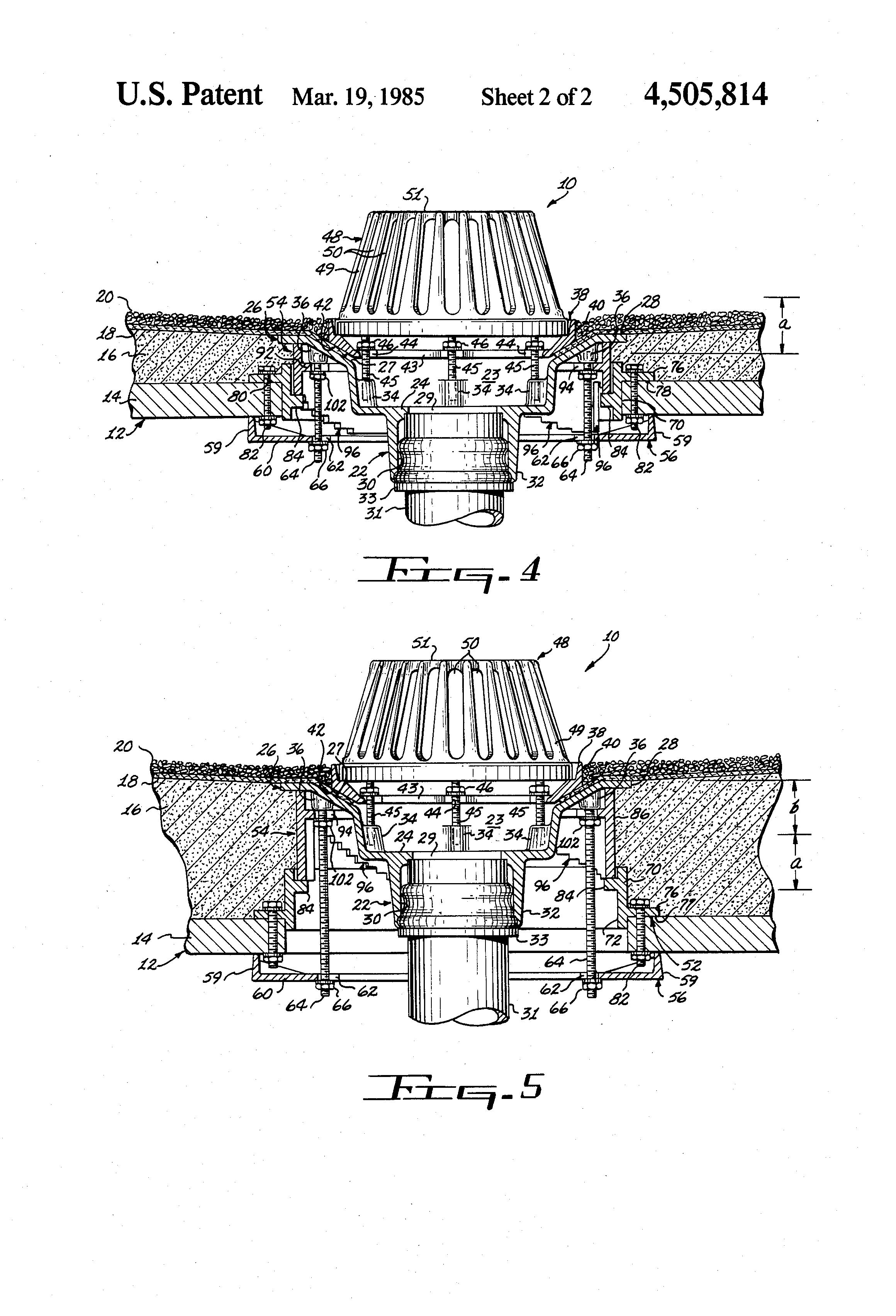patent us4505814