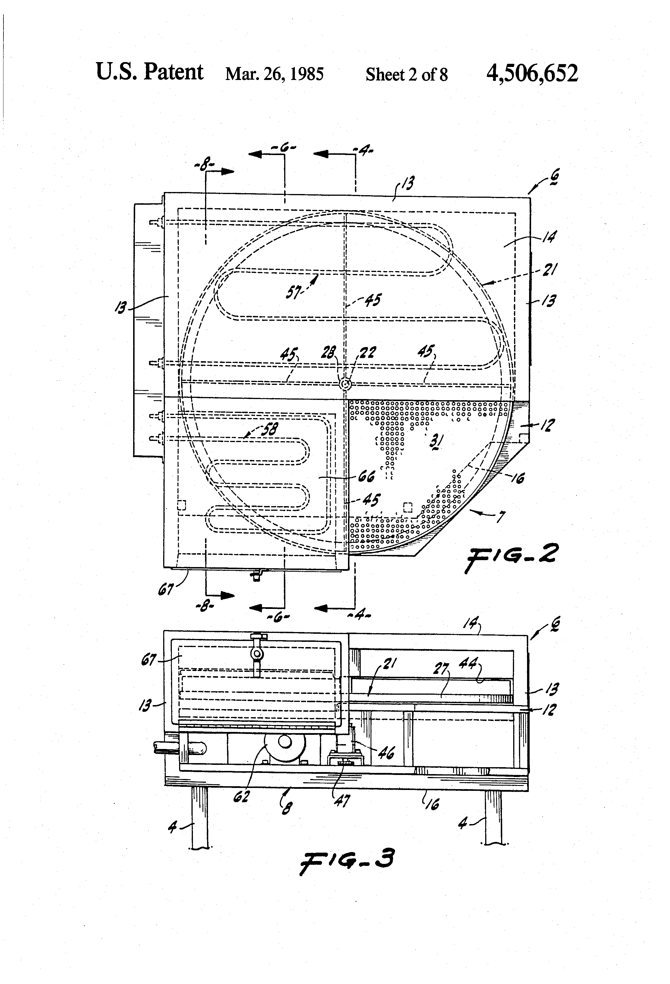 US4506652 2 patent us4506652 pizza oven google patents  at eliteediting.co