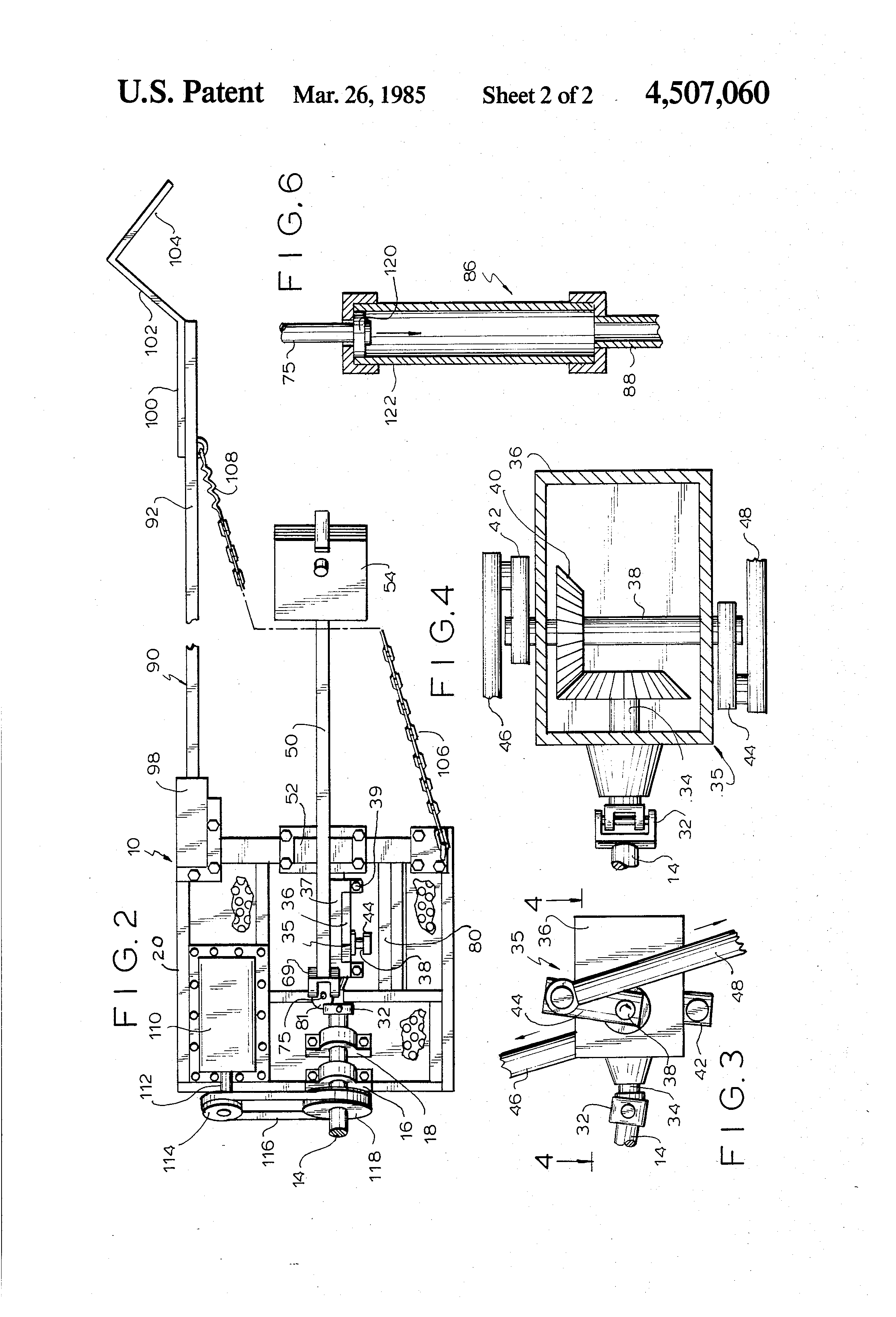 patent us4507060