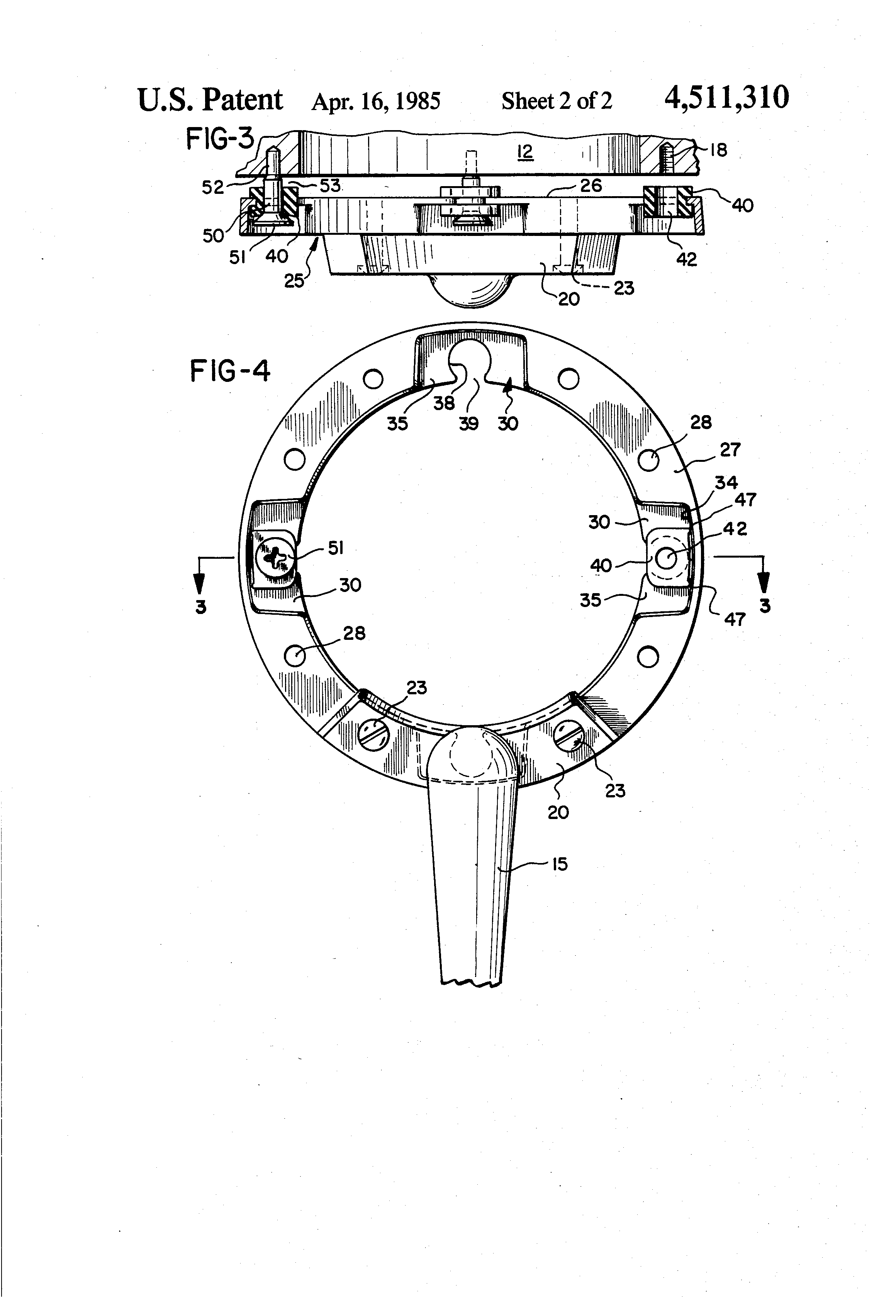 Robbins Myers Fan Wiring Diagram Hunter Floor Meyers Harness For 88 Chevy Patent Us Ceiling Blade Isolation Patents Drawing Motor