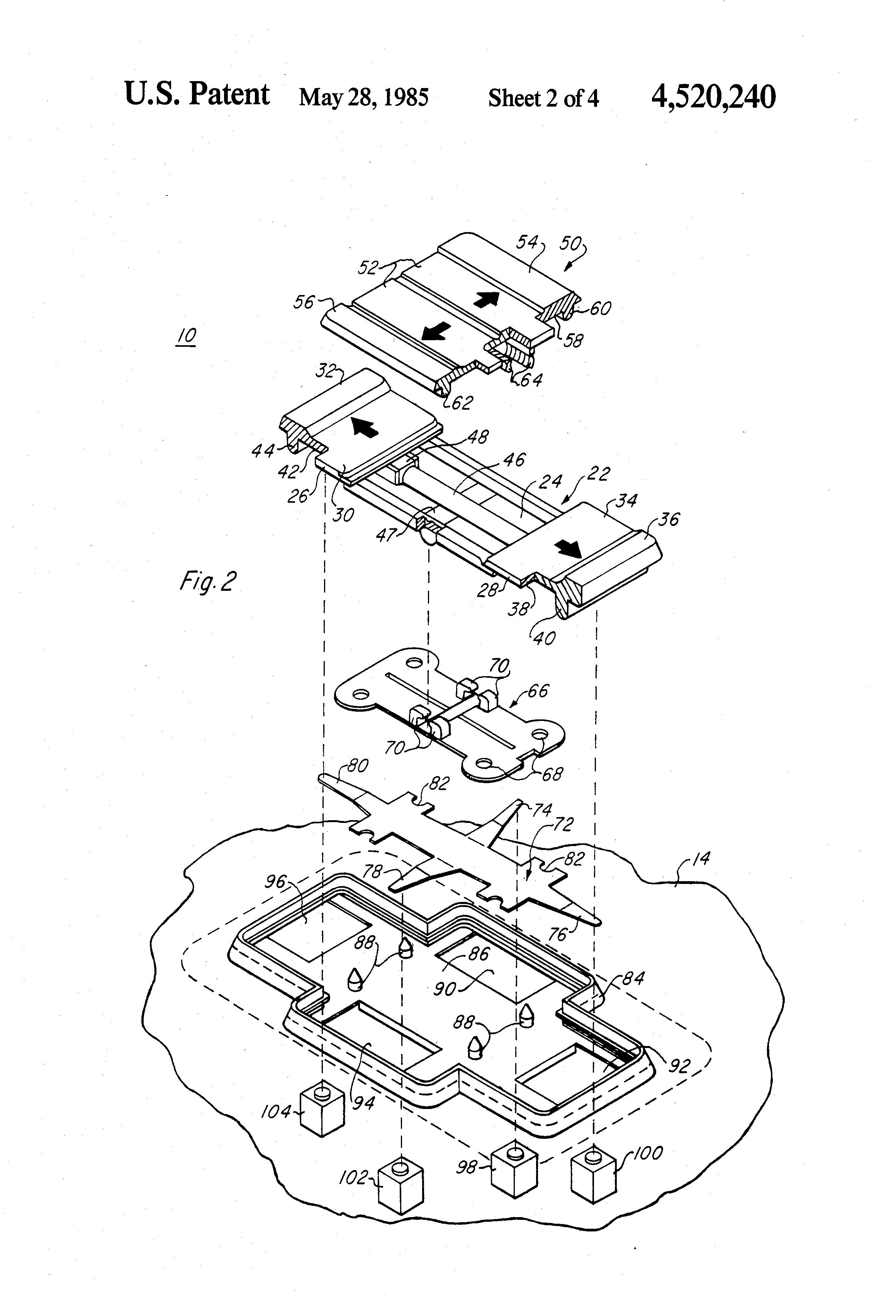 two way switch mechanism auto electrical wiring diagram  auto electrical wiring diagram