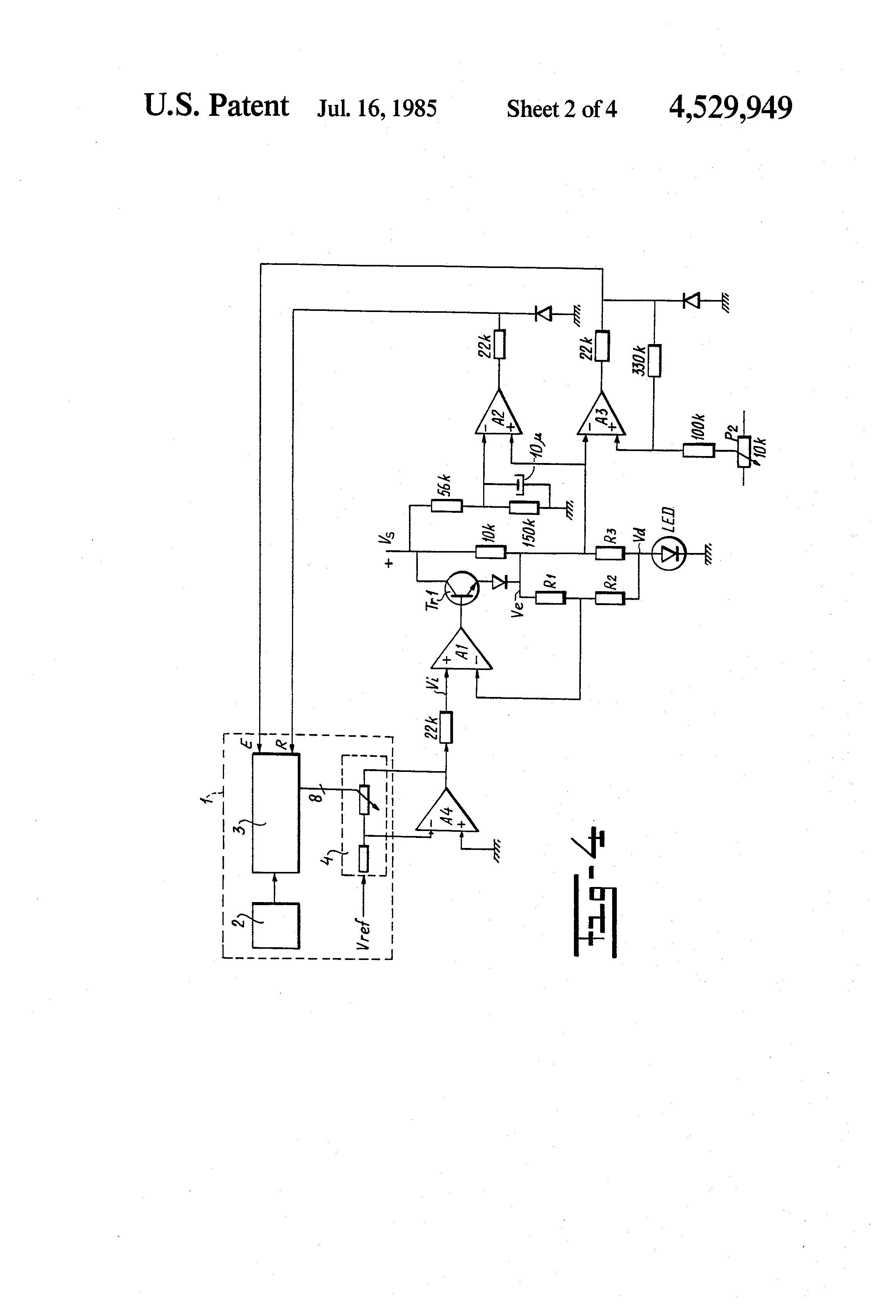 patent us4529949