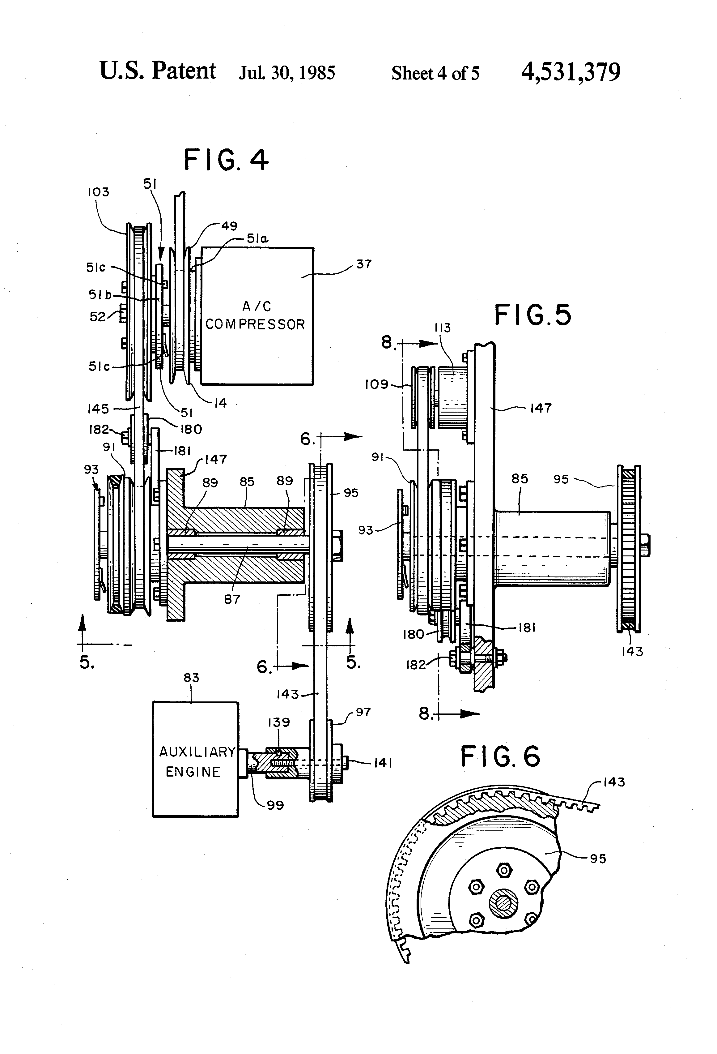 power system for vehicle air conditioner and heater   Patents #3E3E3E