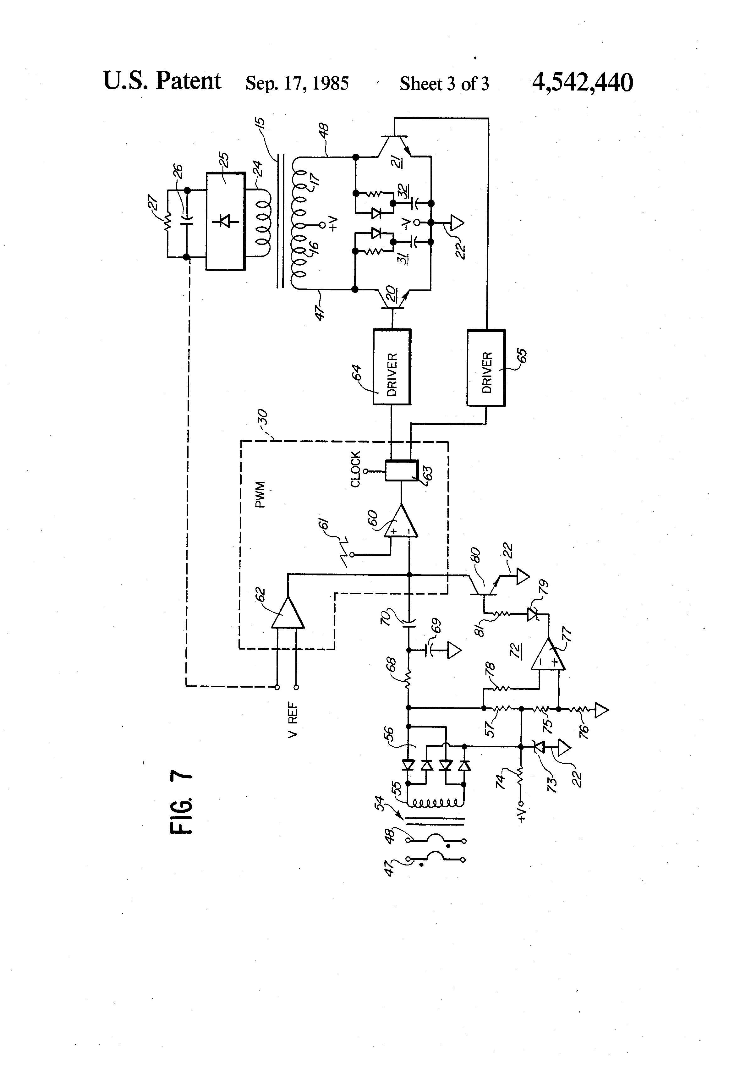 patent us4542440