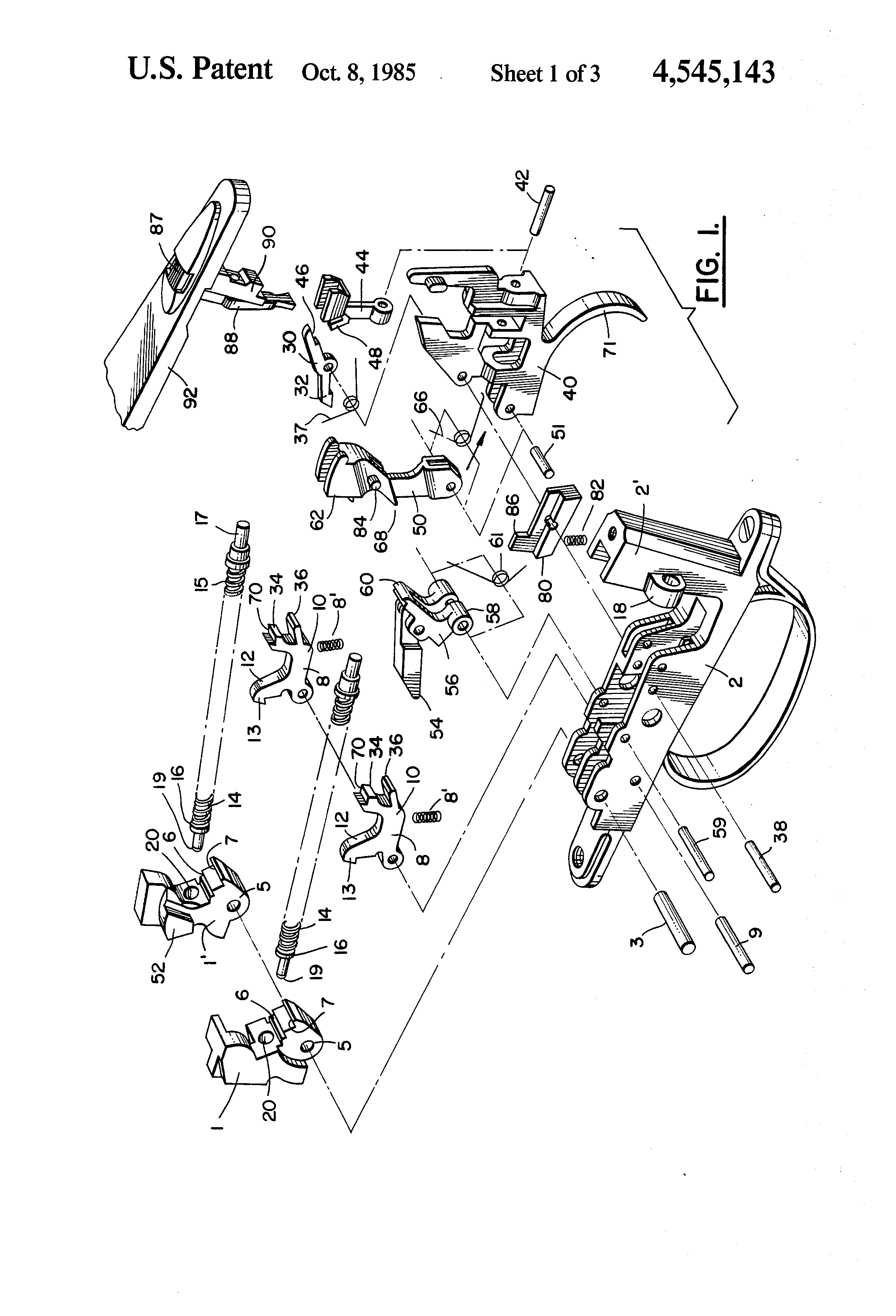 patent us4545143