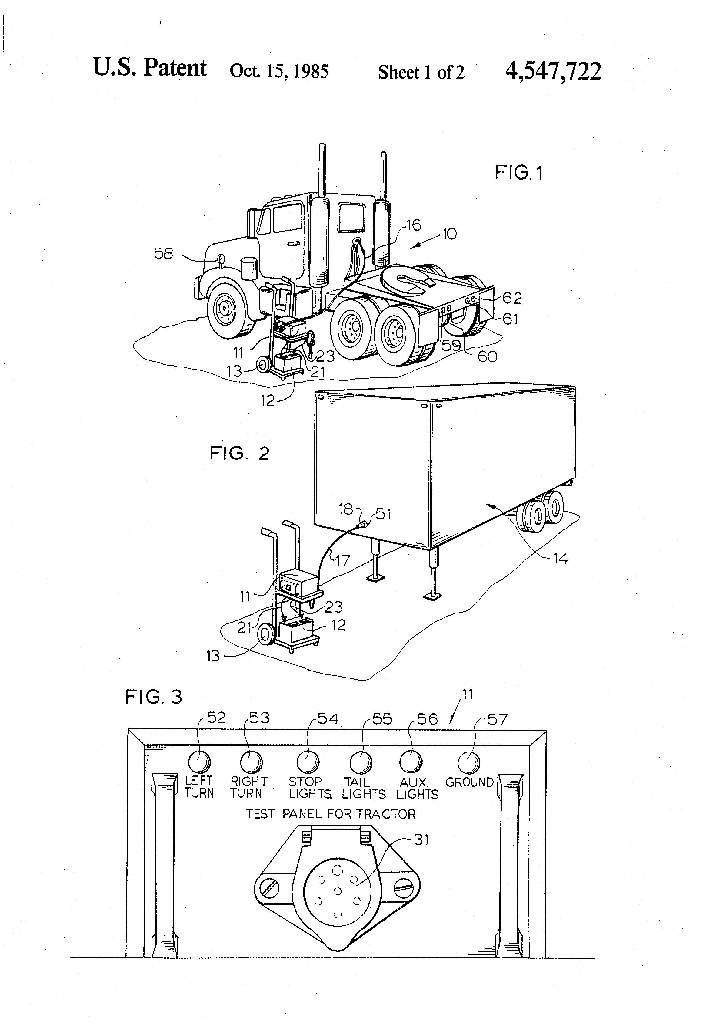 patent us4547722
