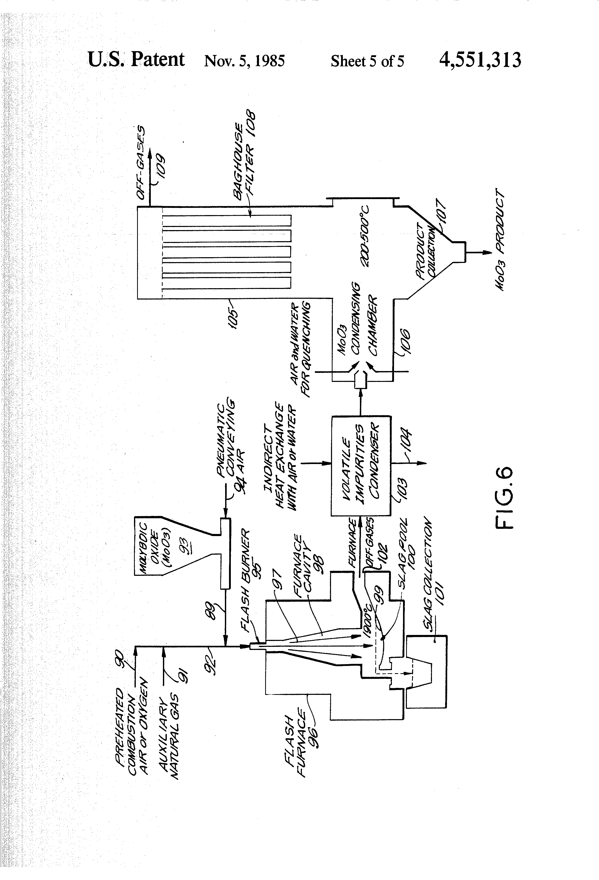 Ford dexta wiring diagram on patent us4551313 flash sublimation and purification of Ford Wiring Diagrams Automotive Ford 1900 Wiring Diagram