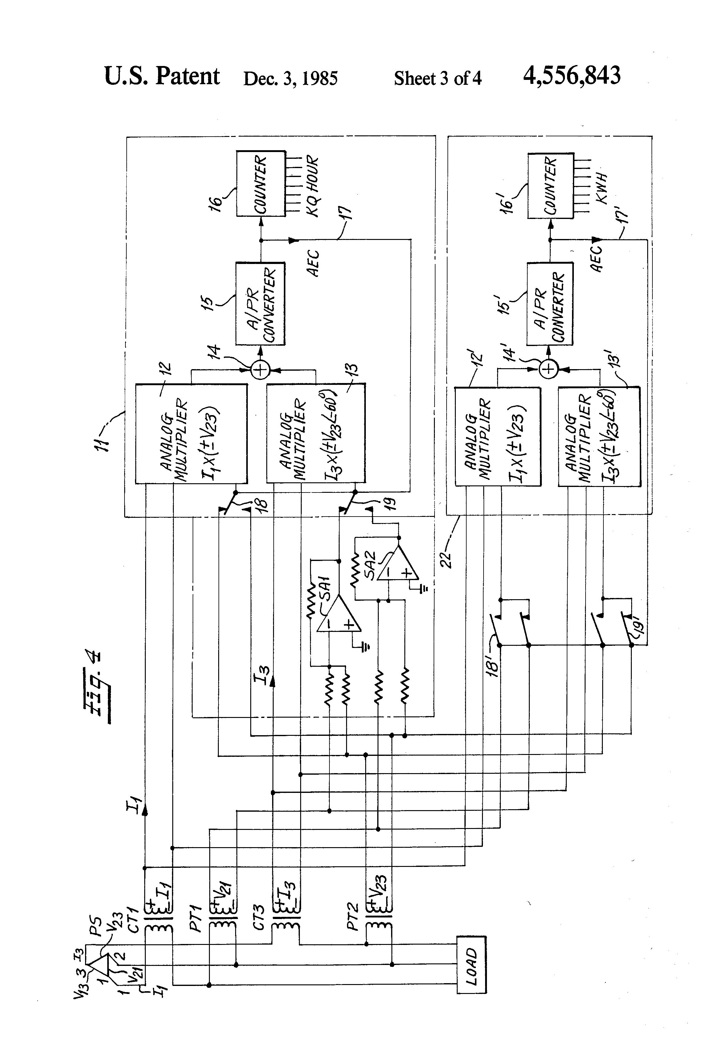 patent us4556843
