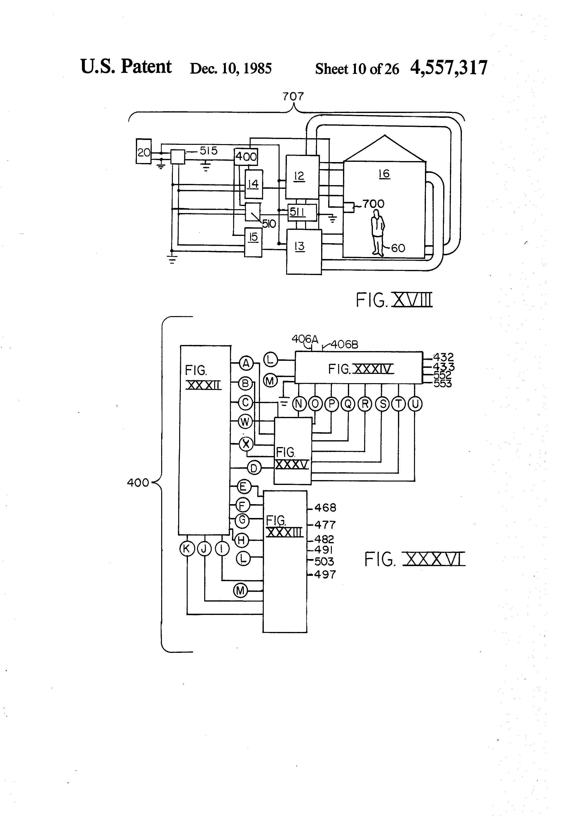 Patent Us4557317 Temperature Control Systems With Programmed Dead Winking Leds Schematics Wiring Diagram Circuits Schema Electronic Drawing
