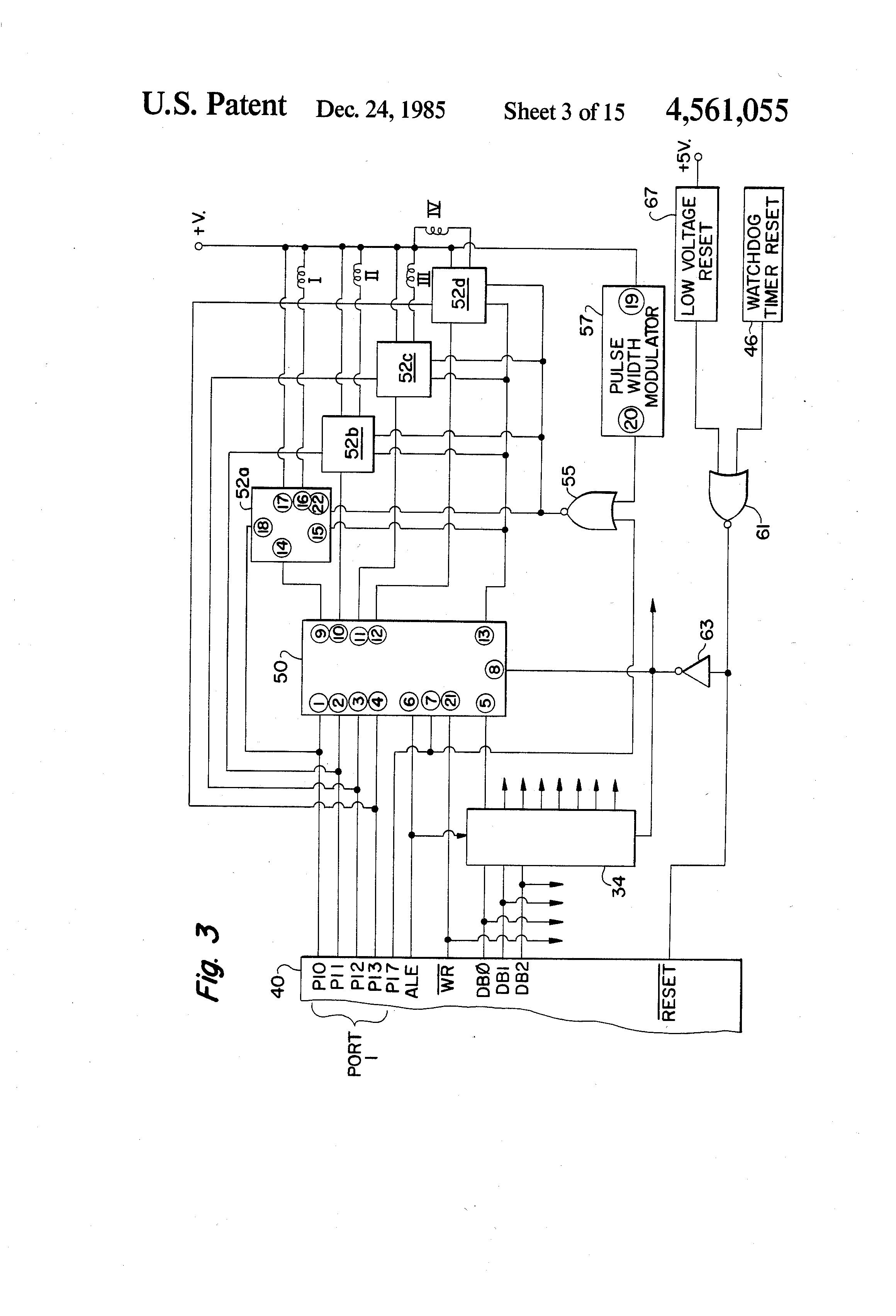 US4561055 3 patent us4561055 transmission controller google patents Wiring Diagram for a Farmall A at bakdesigns.co