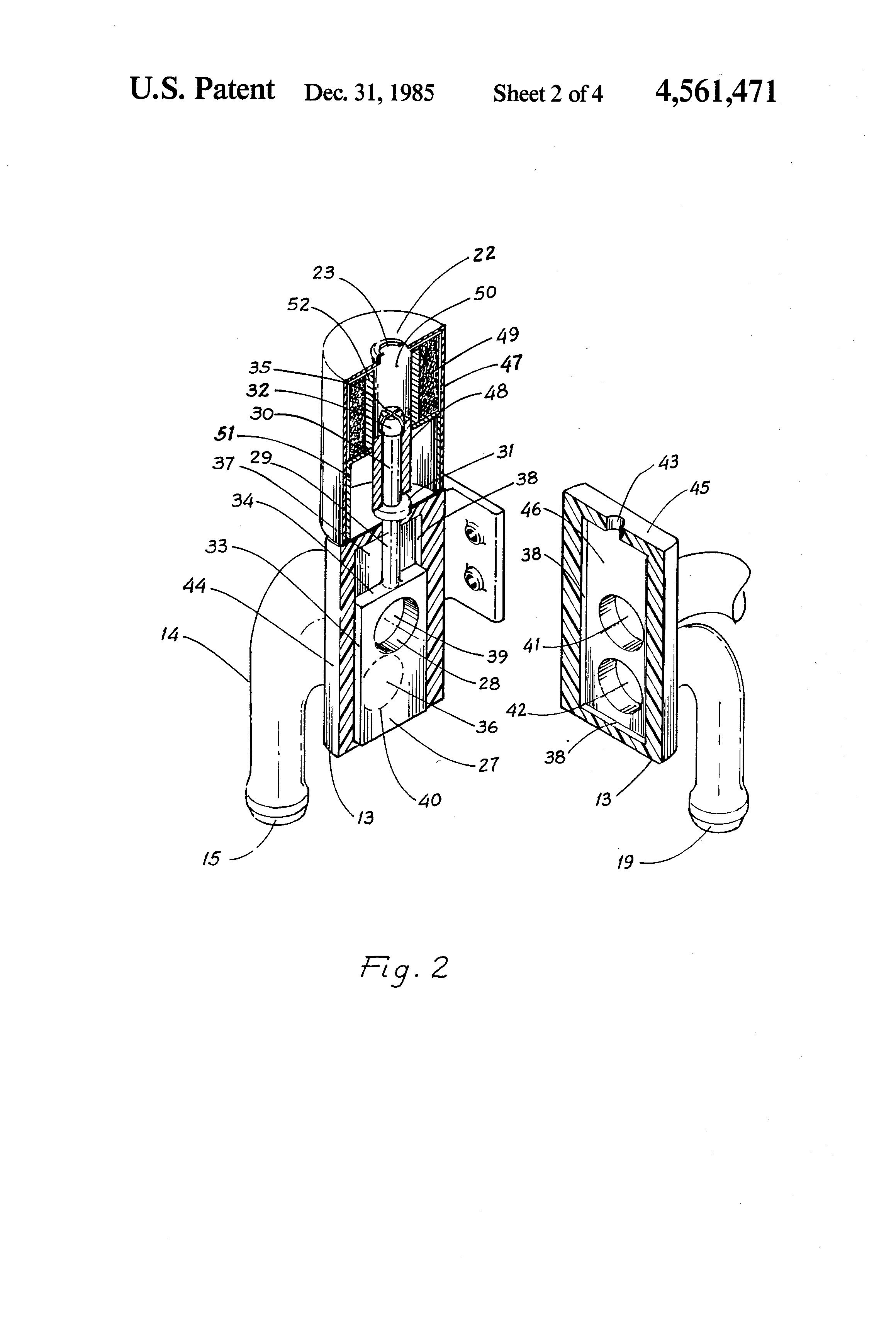 washing machine diverter valve
