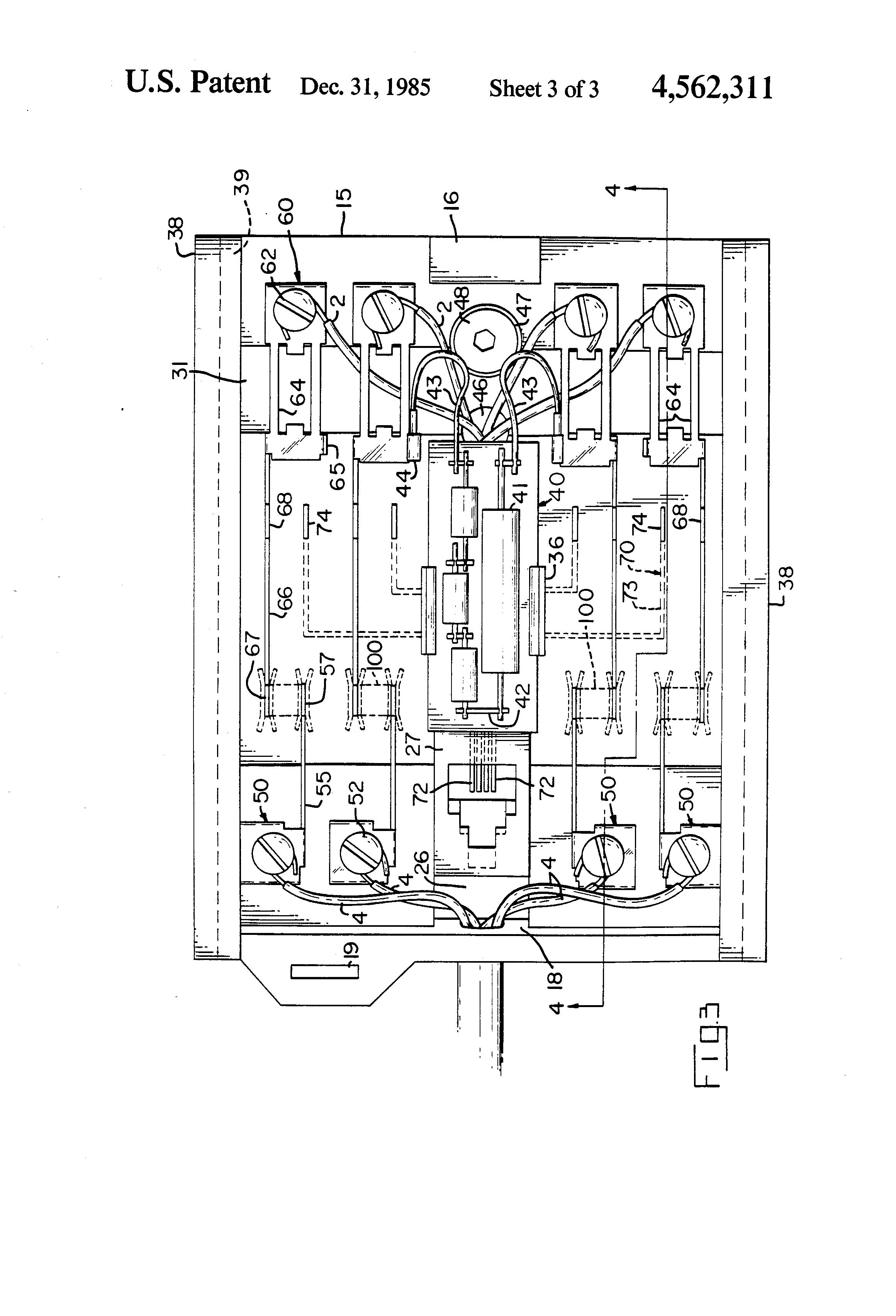 patent us4562311