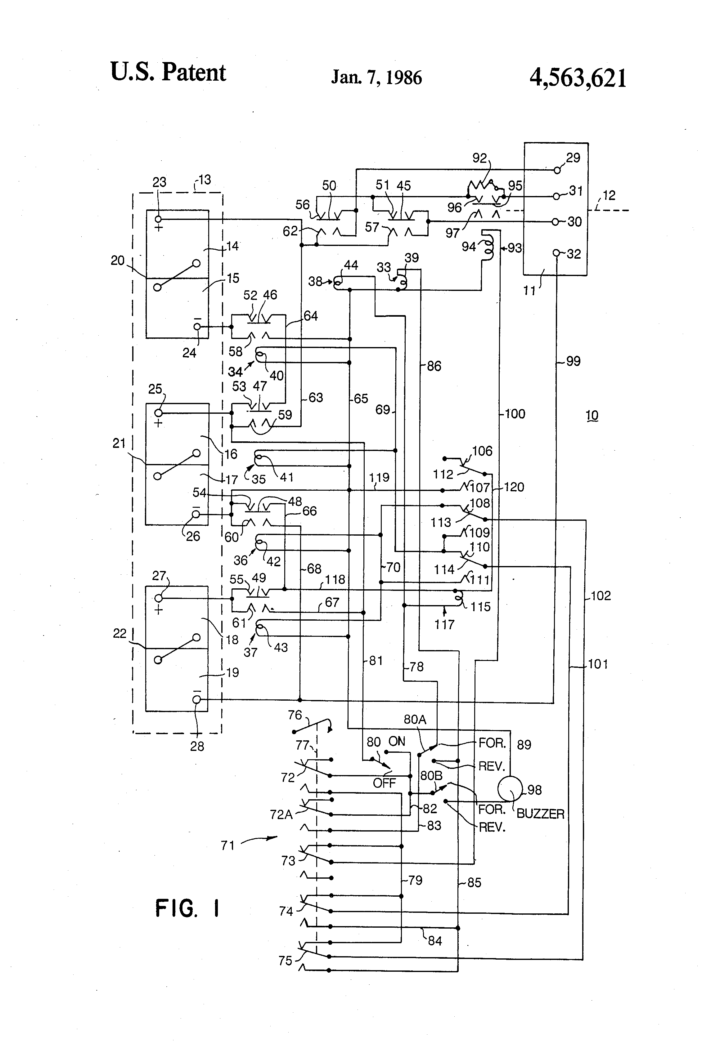 columbia par car wiring diagram