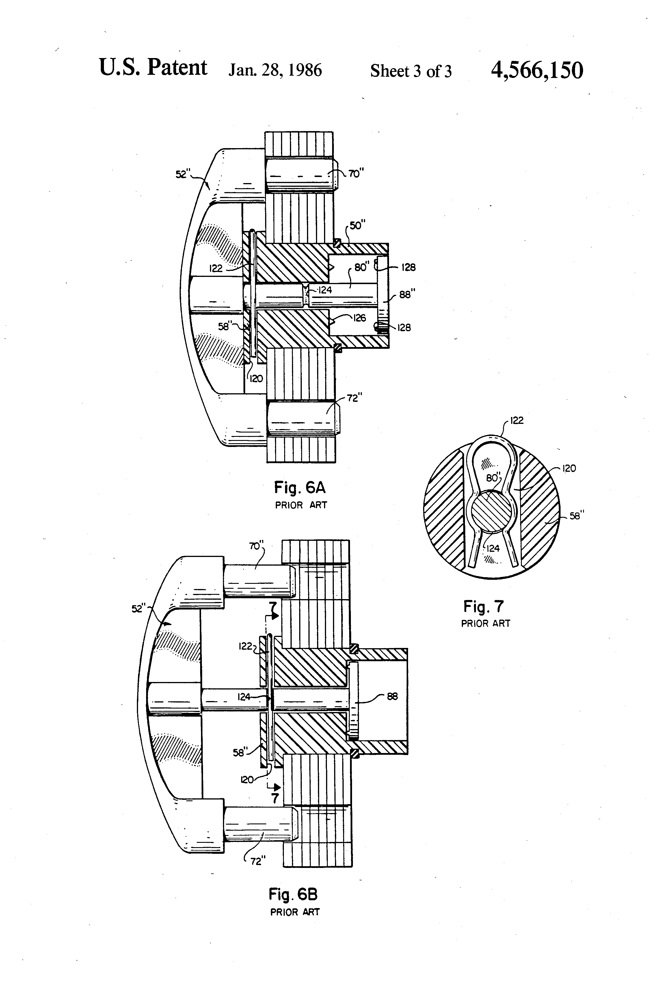Patent Us4566150 Ladder Hinge And Multi Position Locking