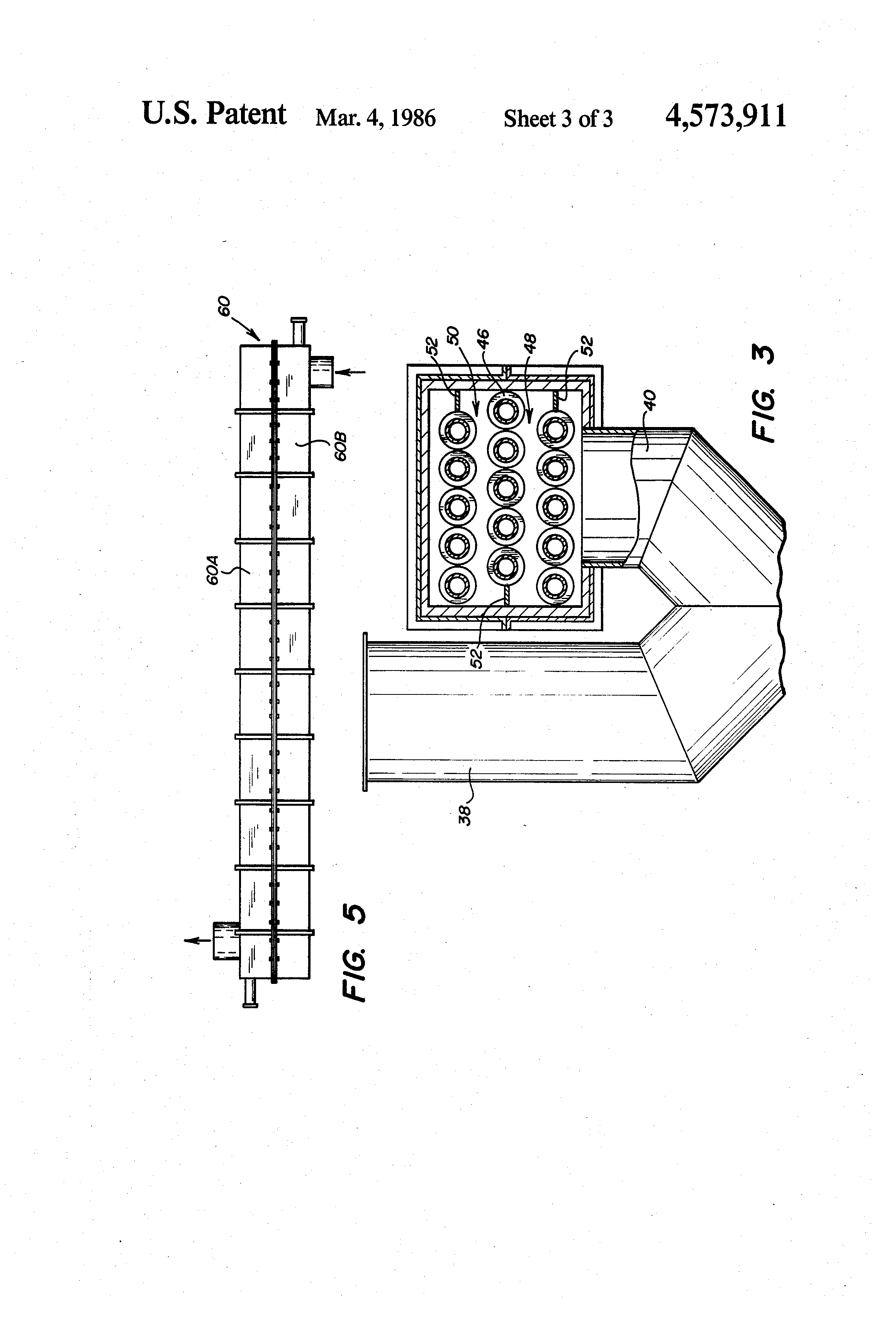 patent us4573911 - heater treater economizer system