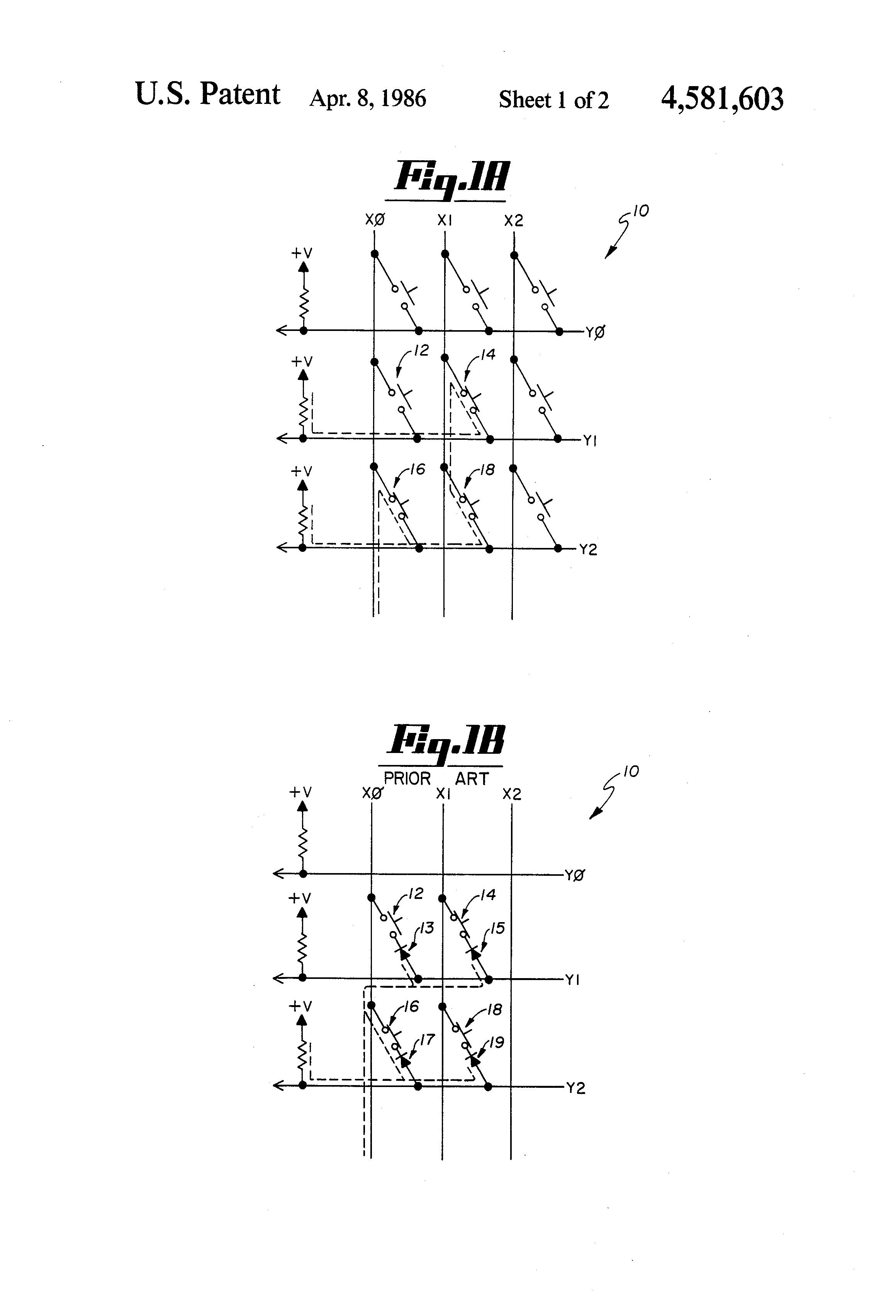 patent us4581603