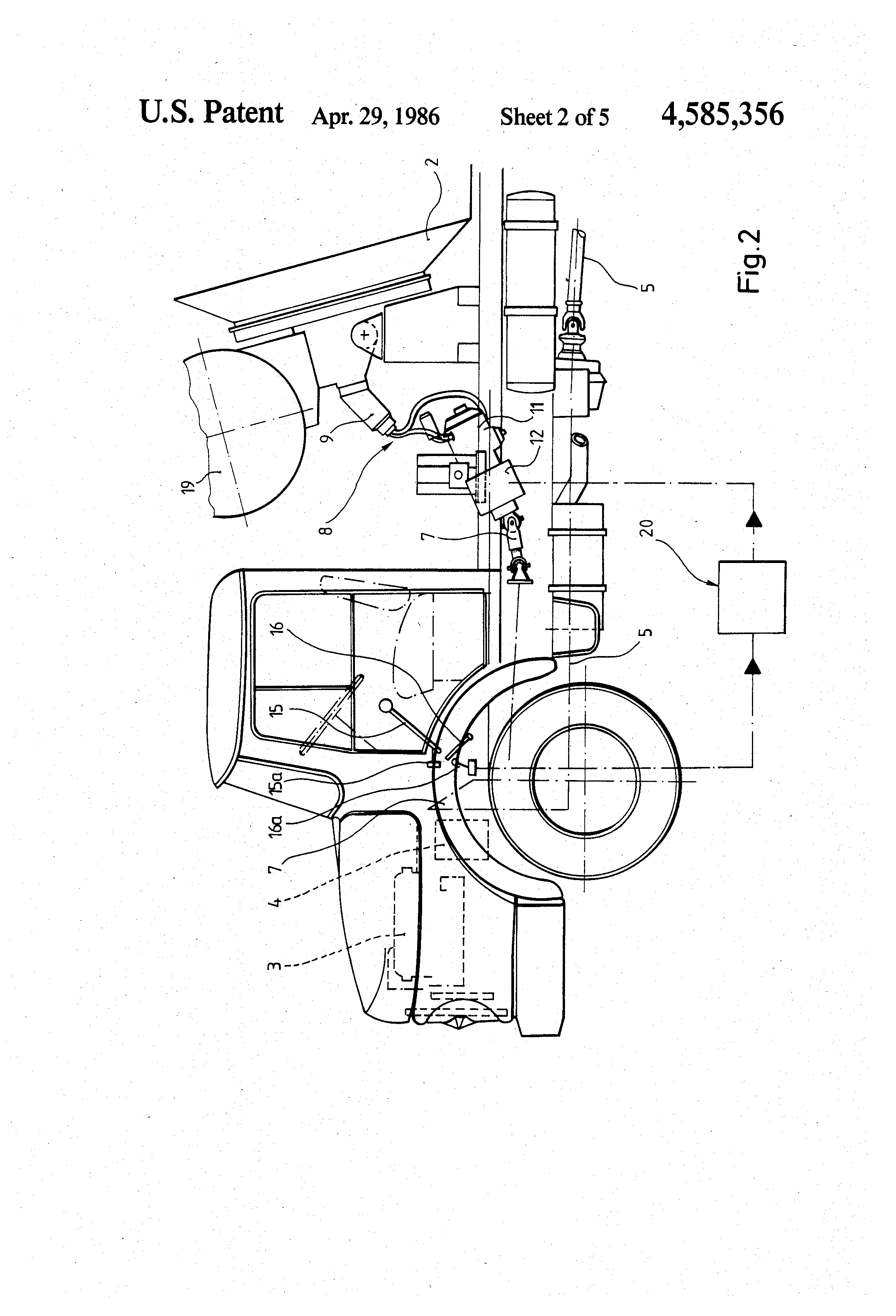 US4585356 2 patent us4585356 concrete mixer truck google patents mcneilus mixer wiring diagram at readyjetset.co