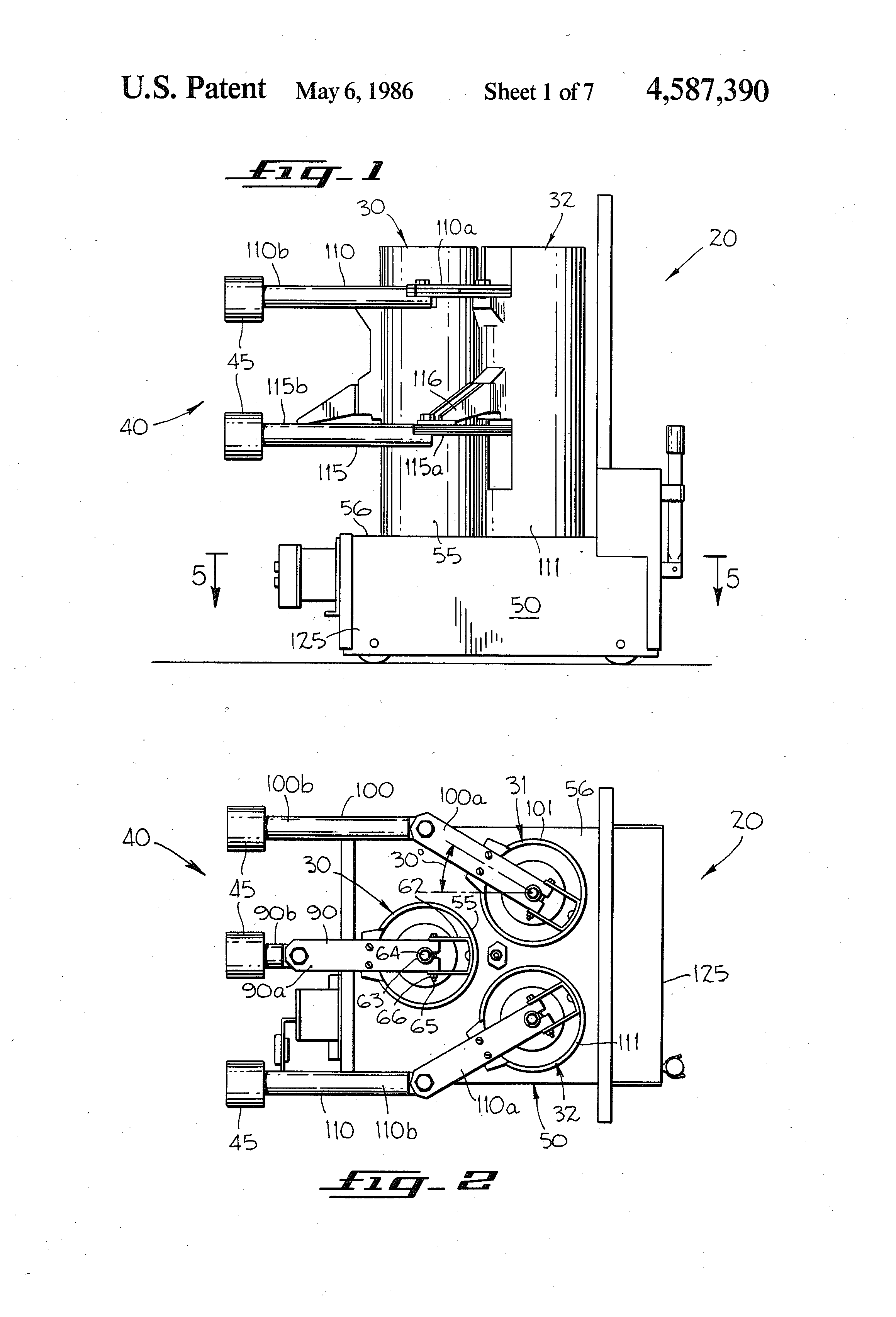 Patent Us4587390 Vacuum Circuit Breaker Google Patentsuche Motor Wiring Diagram On Schematic For Central Drawing