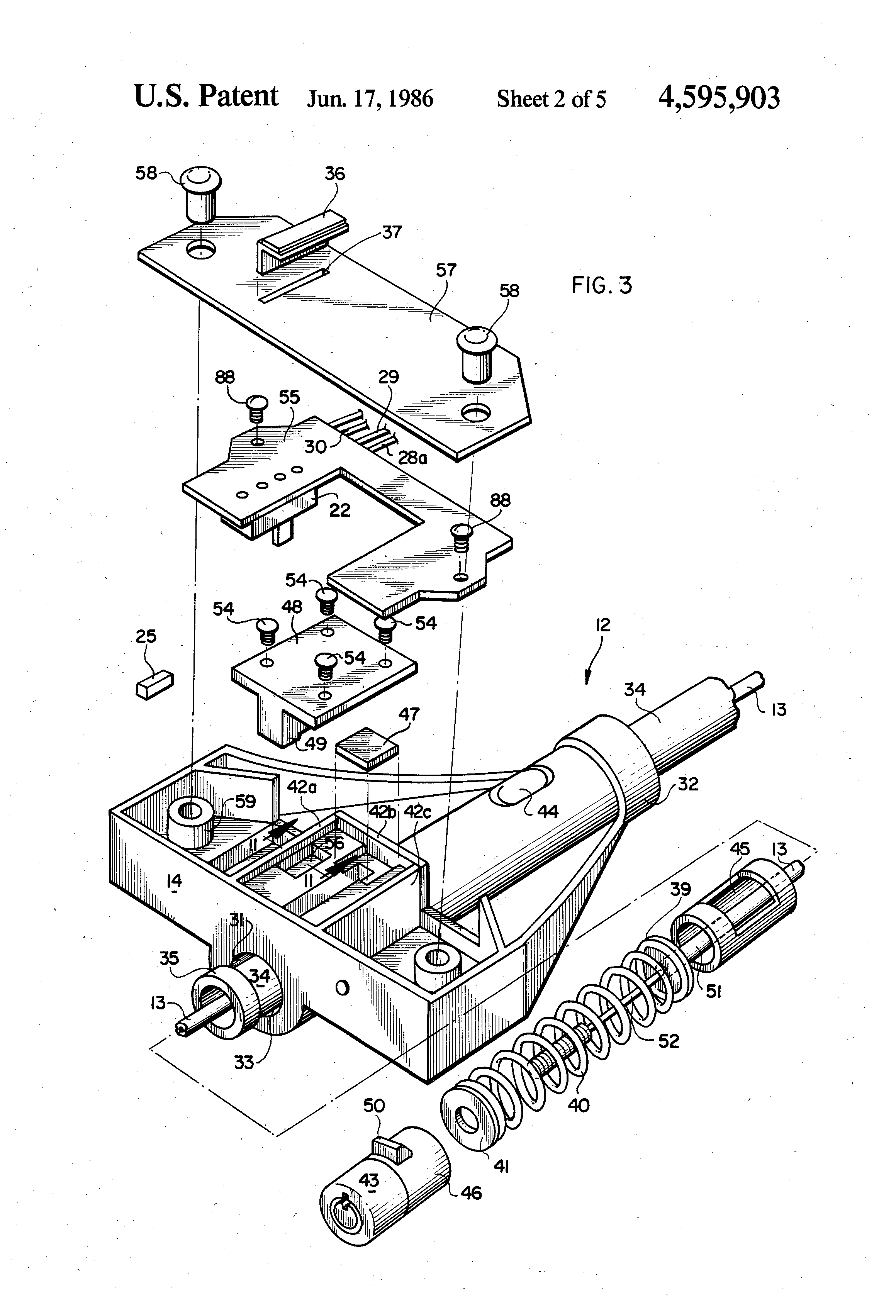 US4595903 2 bulldog wiring diagrams remote starter tractor repair with,Audiovox Wiring Diagrams